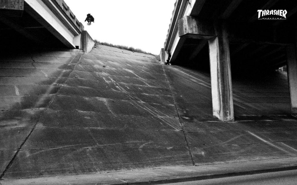 Thrasher Skateboard Magazine | September 2010 Wallpaper