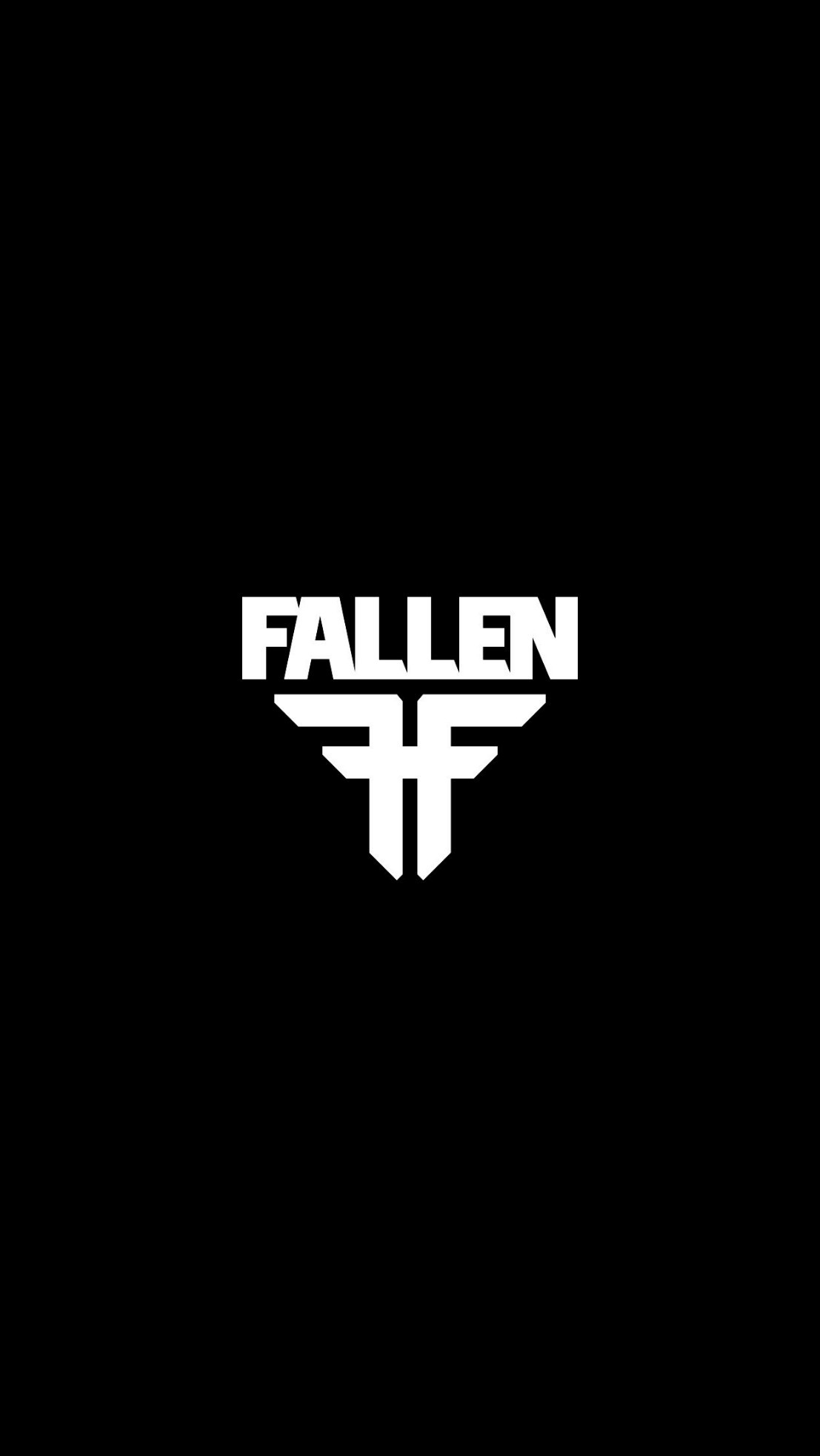 I like how for the Fallen logo It makes me feel like there's been a fallen  angle. The two F's reflected remind me of to wings, and fallen with two  wings …