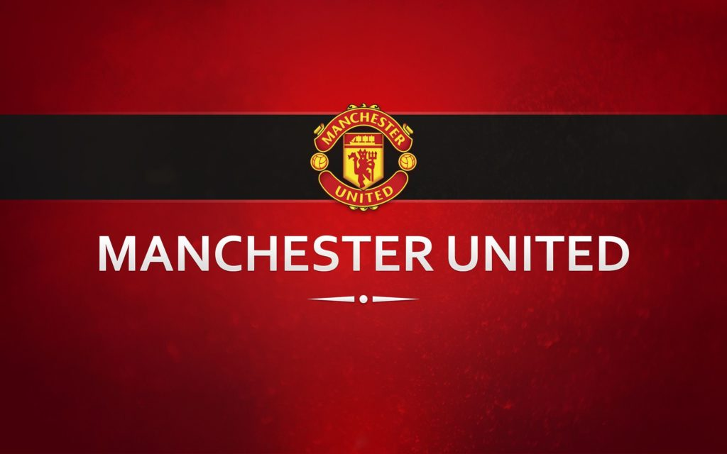 Free Download Manchester United Logo Wallpapers.