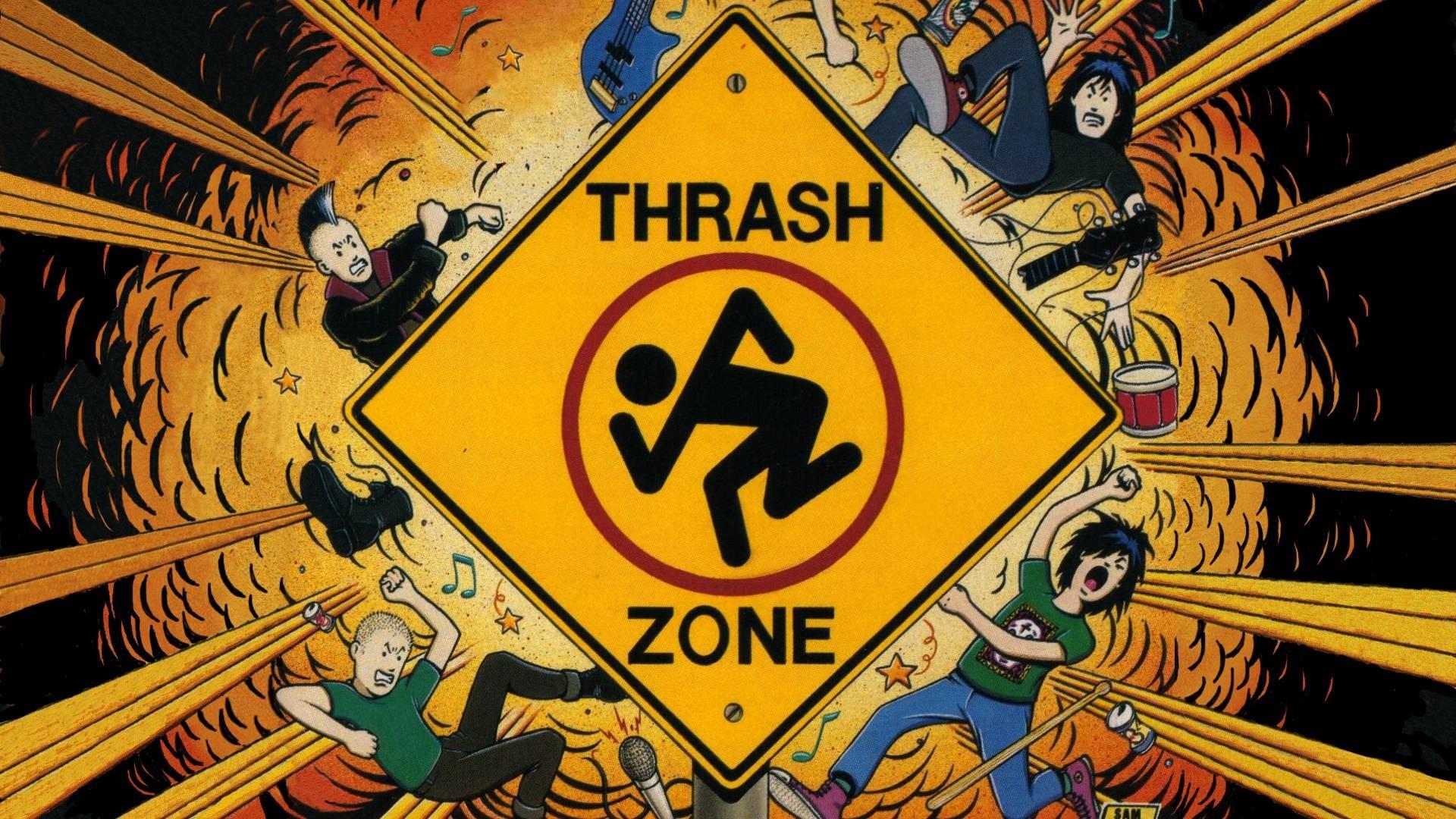Thrash Zone Wallpaper HD
