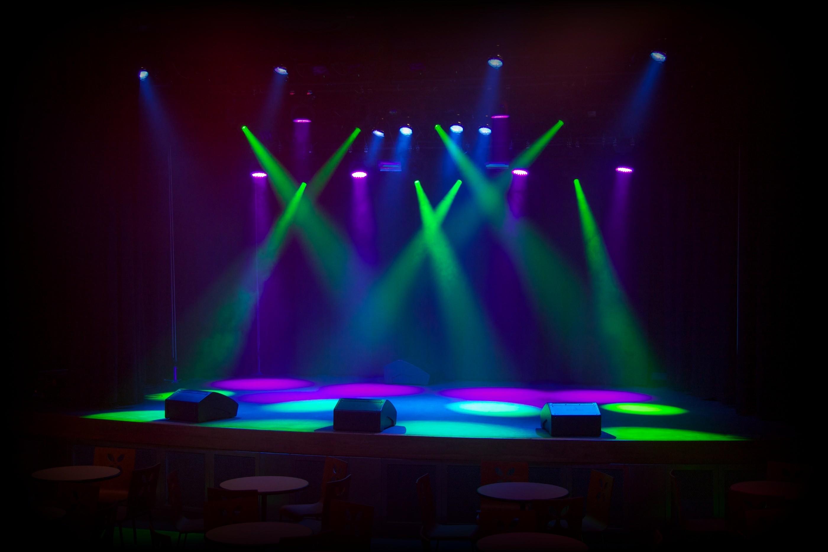 Stage Lighting | Beantown Gamer