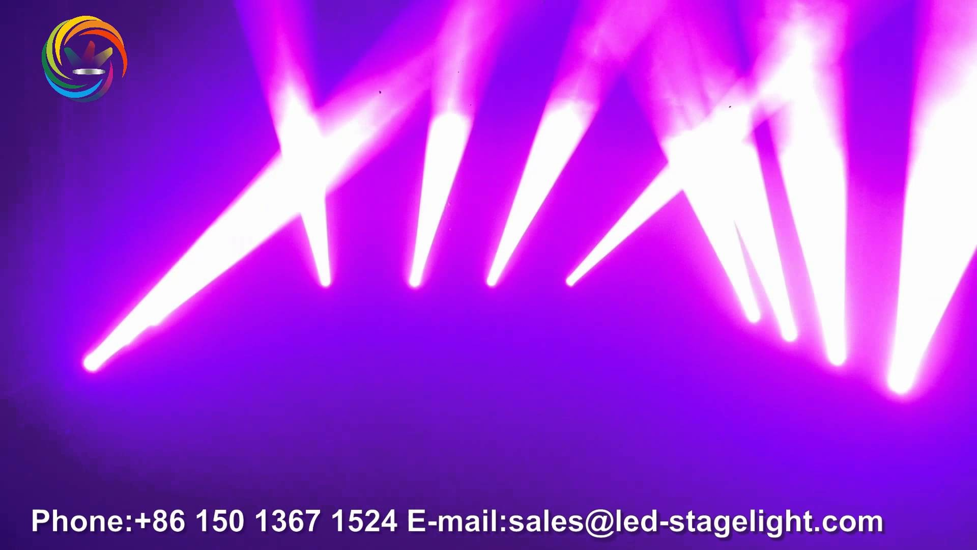 powerful 230w beam moving head stage lighting for wedding concert
