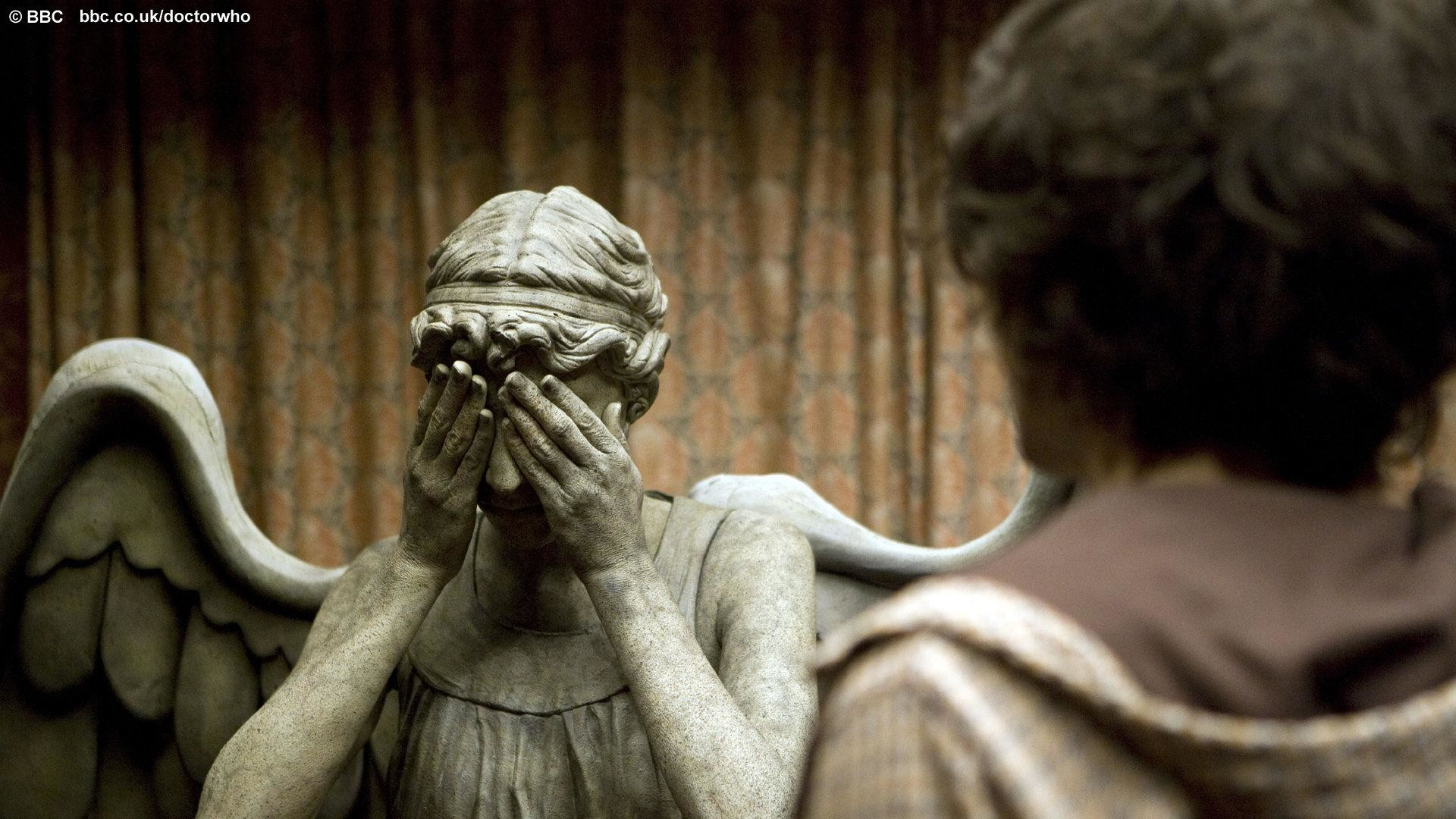 Talk_34. The Weeping Angels.