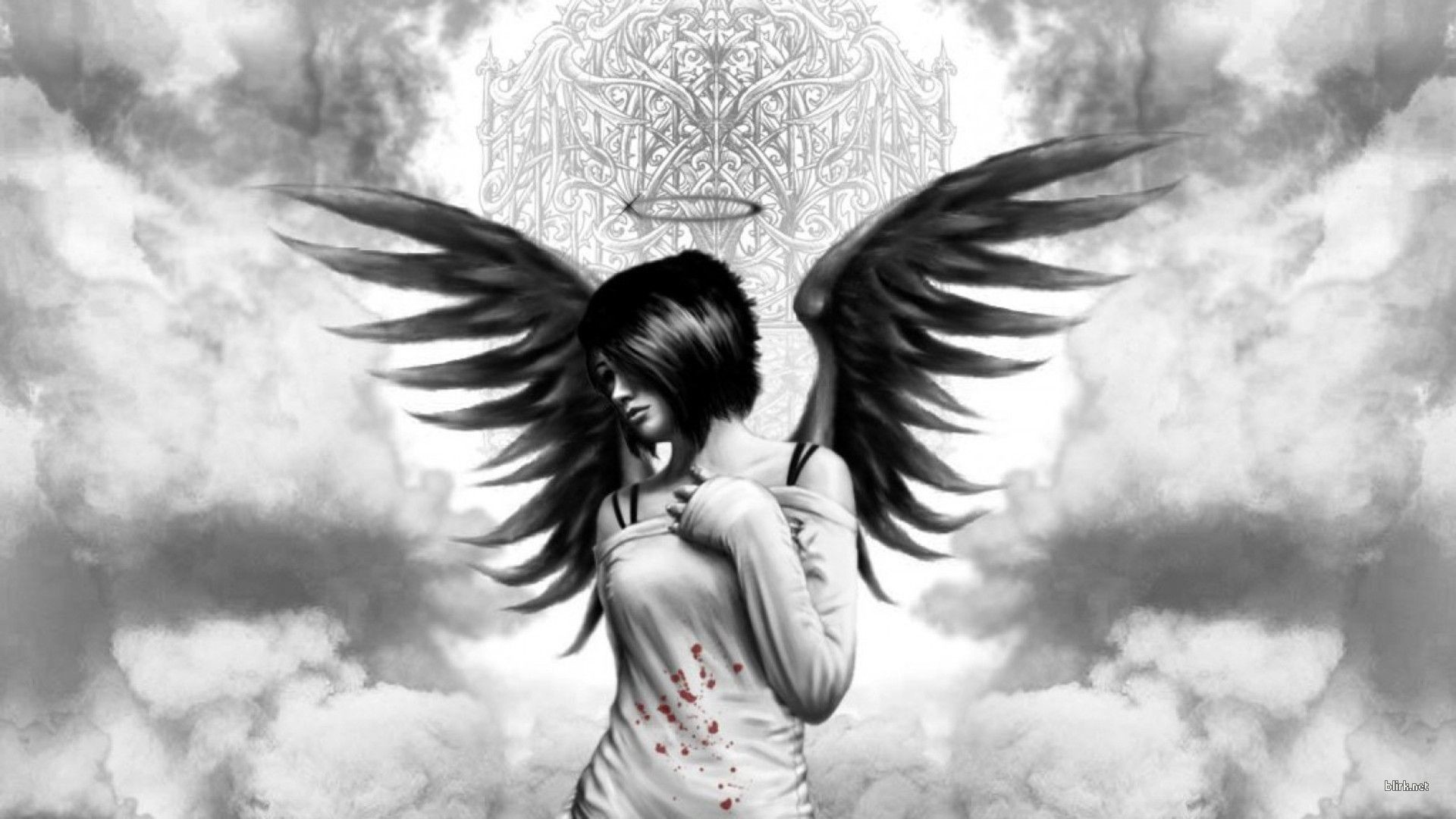 Online Buy Wholesale dark angel wallpaper from China dark angel Dark Angel  Backgrounds Wallpapers)