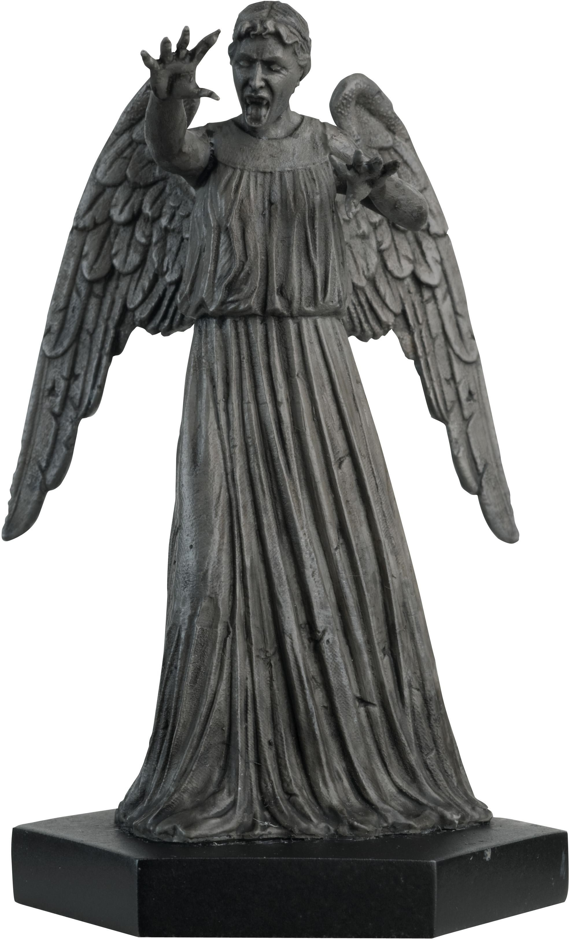 """The Weeping Angel from the 5th Series episode """"Flesh and Stone""""""""  (www.bbcdoctorwhoshop.com) This is perfect for any Doctor Who fan, but  remember, …"""