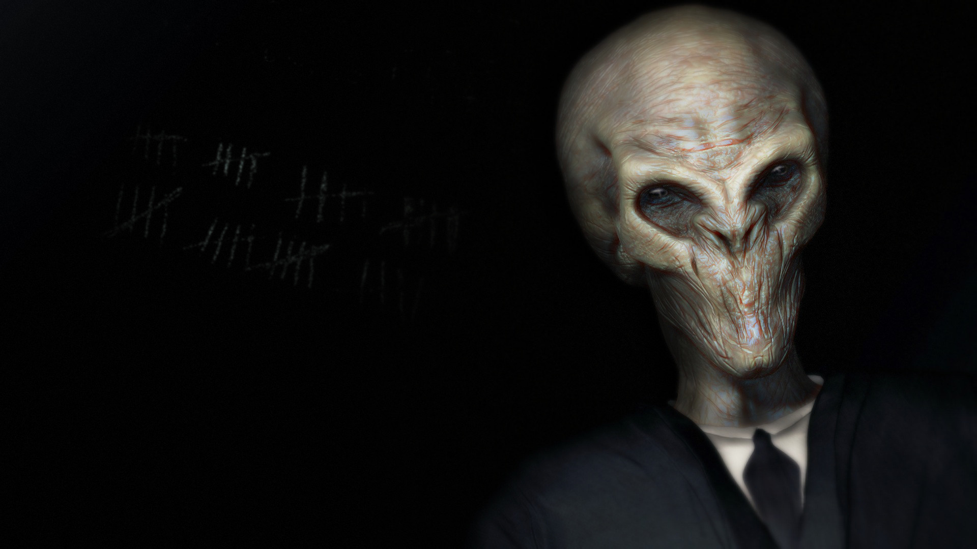 The Silence from BBC's 'Doctor Who' is Scarier Than a 'Slender Man' Movie    Inverse