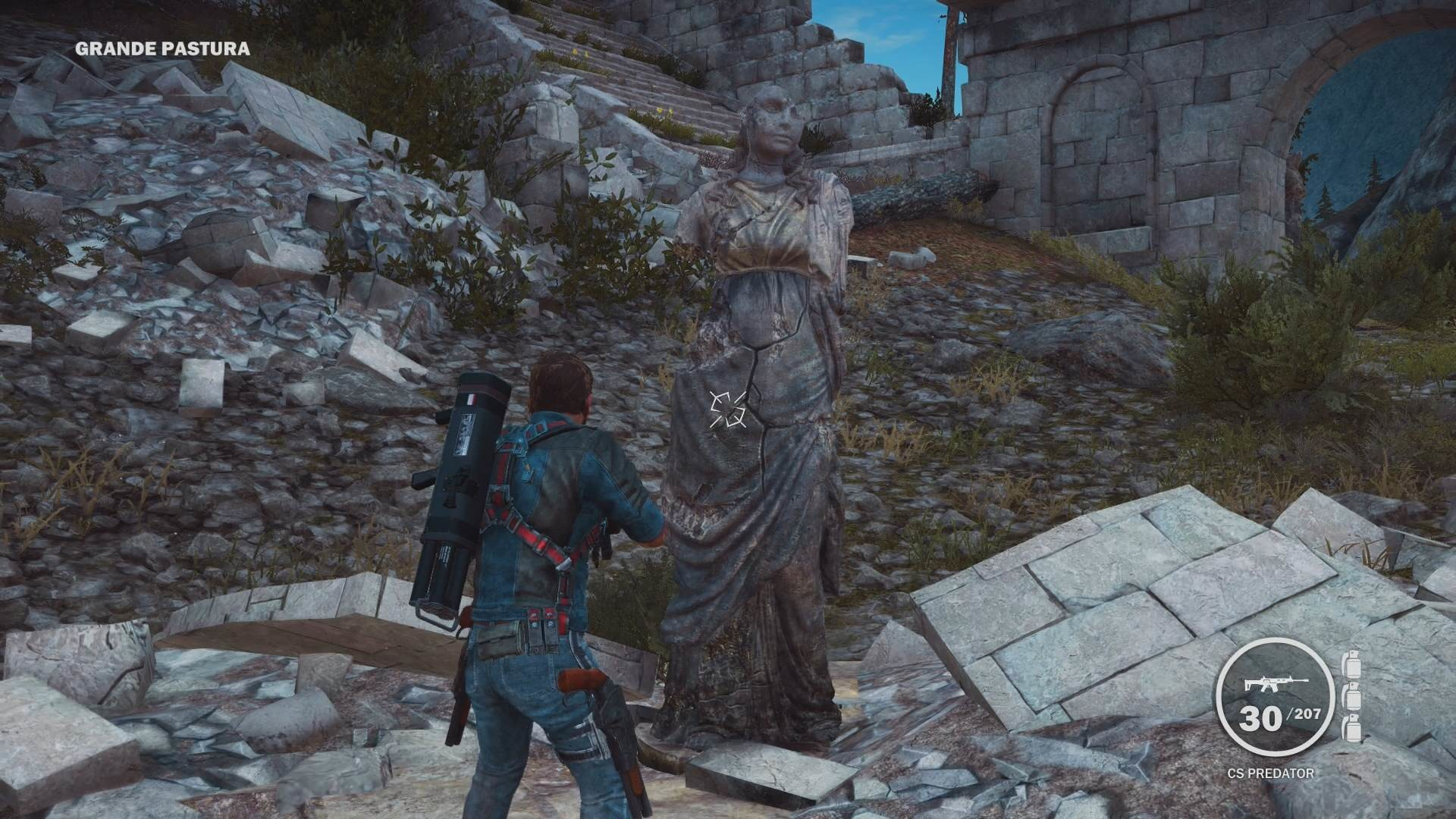 Eleven Great Videogame Easter Eggs From 2014/15 Just Cause 3 Dr. Who Weeping
