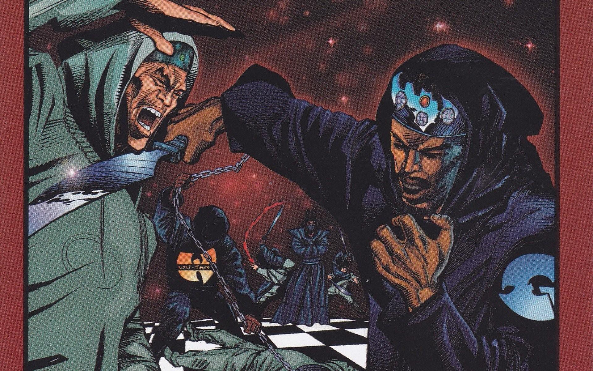 Music – Gza Wu-Tang Clan Hip Hop Rap Wallpaper
