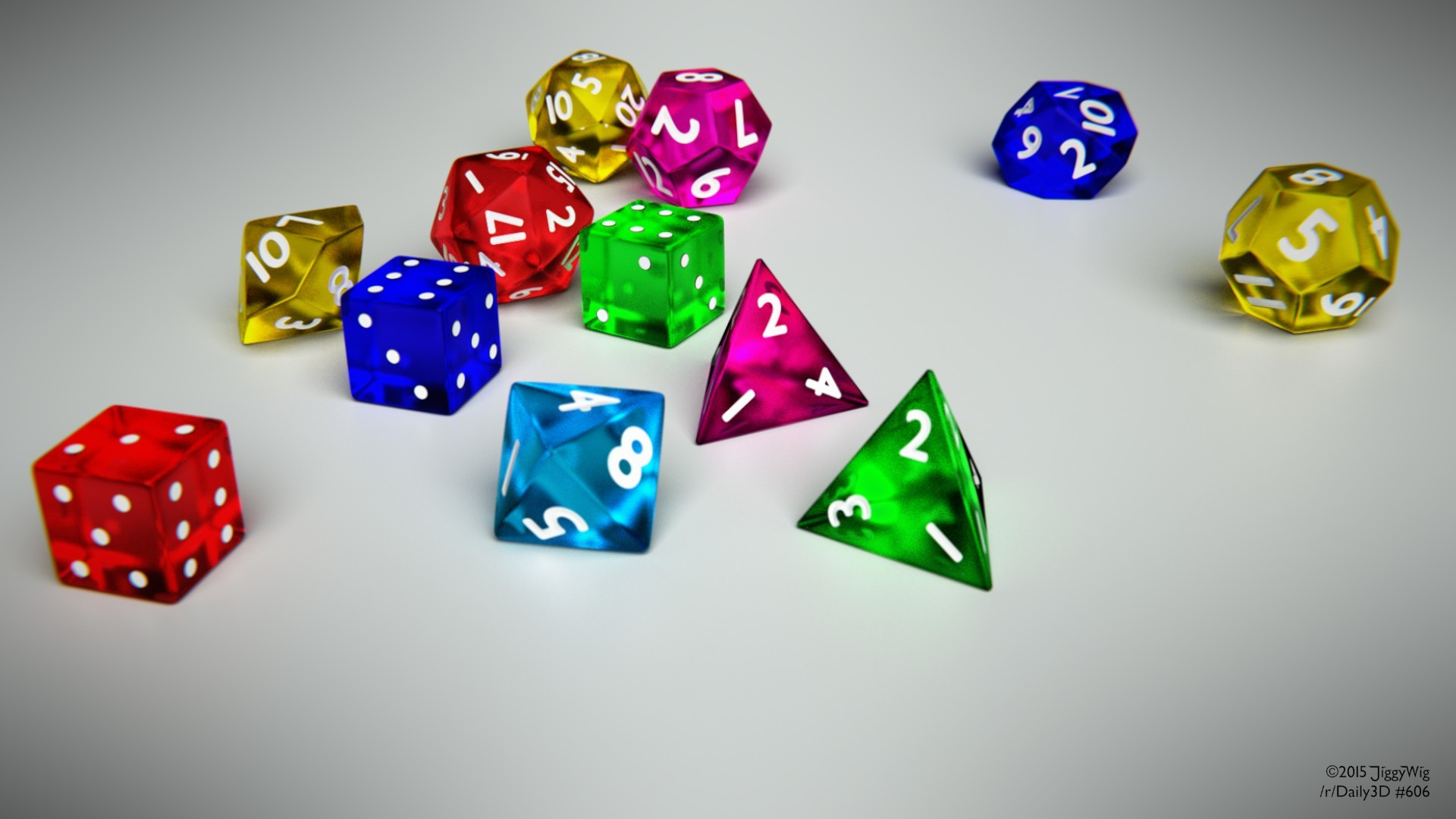 Here's my take on this Dice thing.