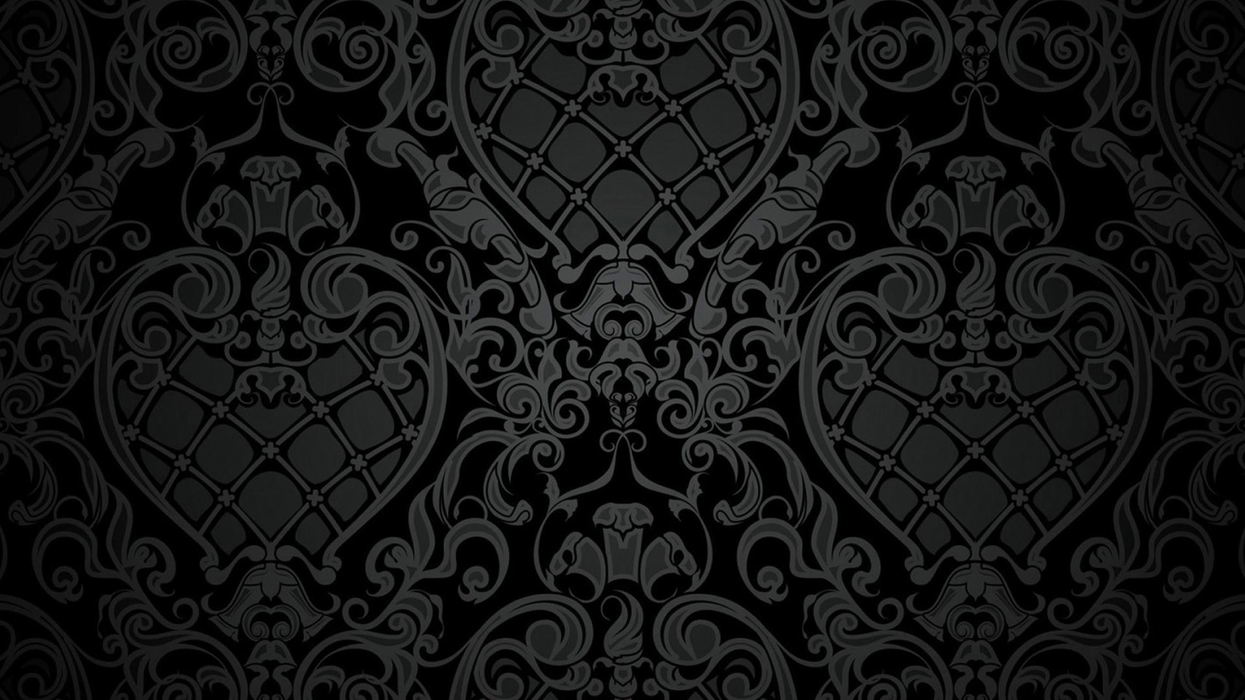 Black Designs Wallpaper