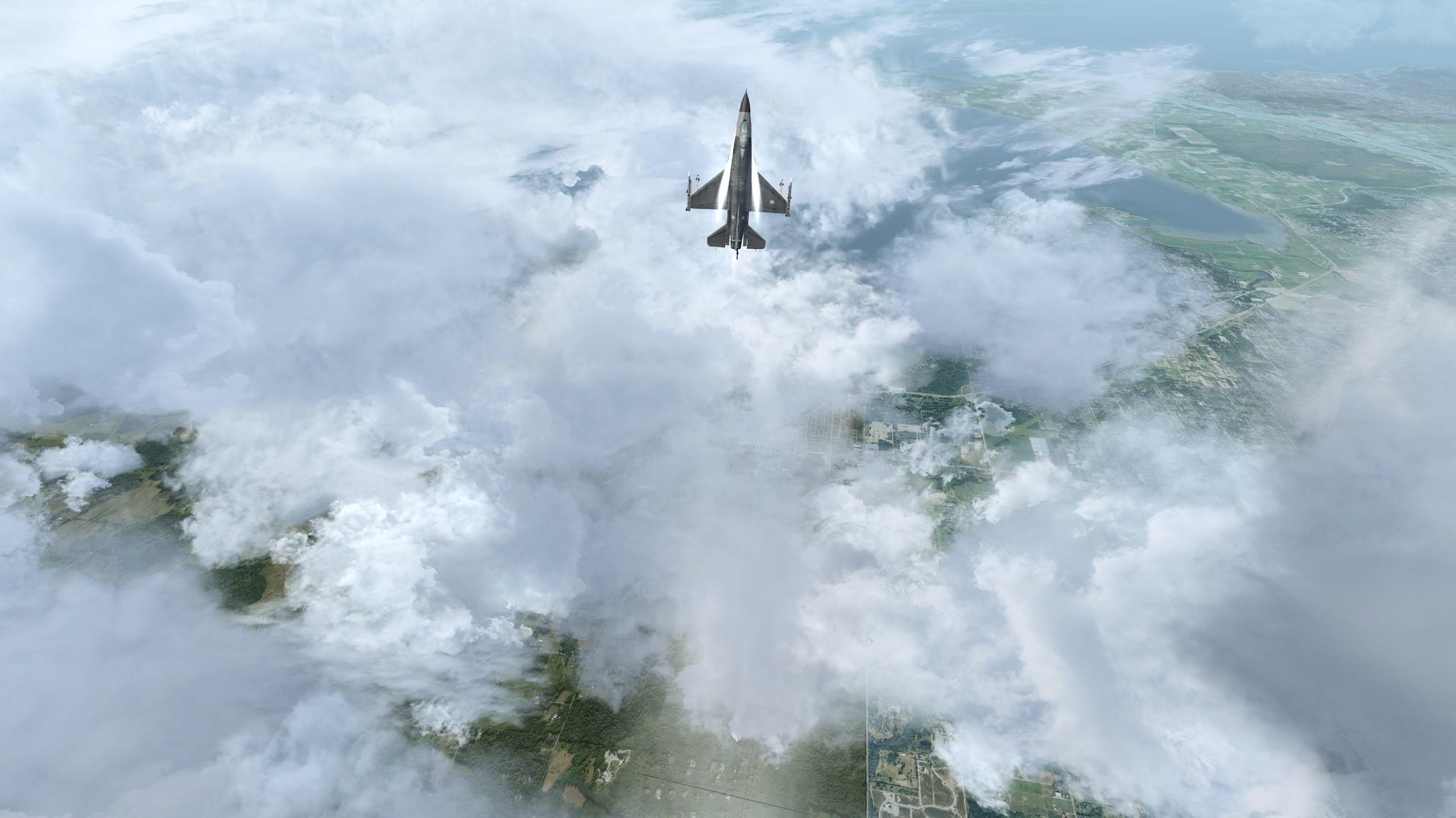 microsoft flight simulator : High Definition Background 2560×1440
