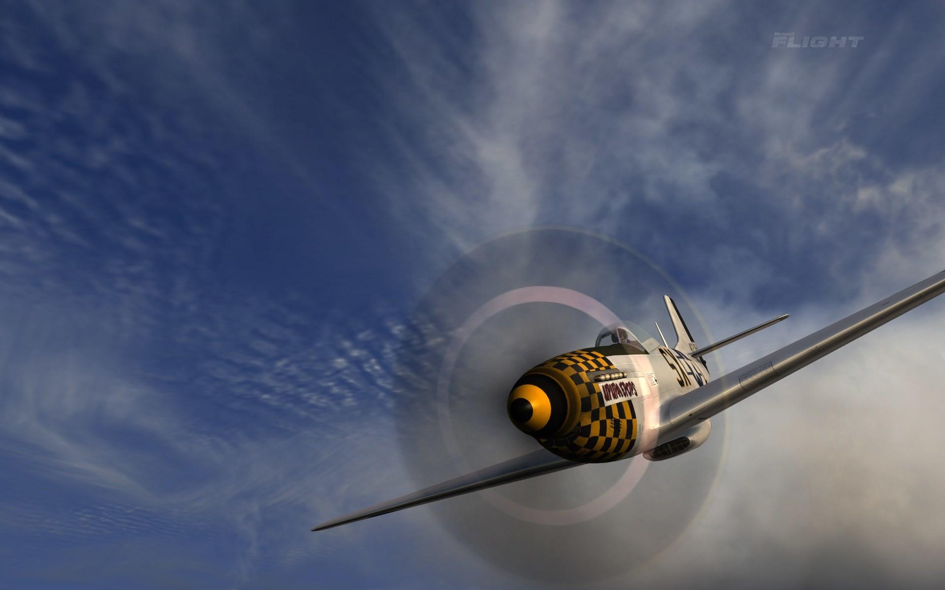 Picture for Desktop: microsoft flight hawaii