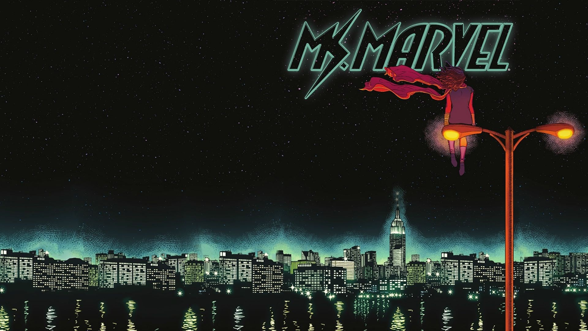free wallpaper and screensavers for ms marvel