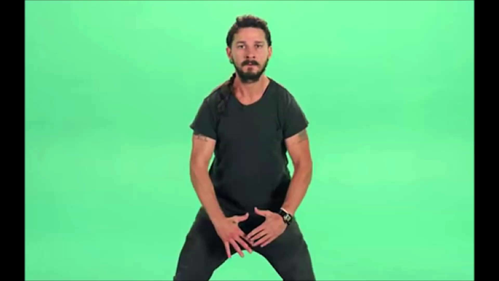 Shia LaBeouf (Just Do It cover)