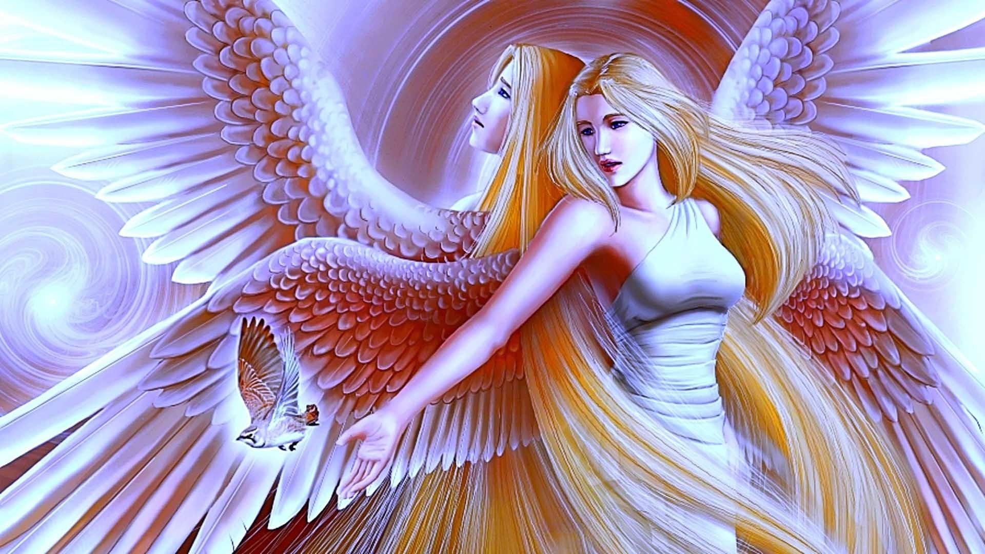 Free Angel Wallpaper Download | Adorable Wallpapers | Pinterest | Angel  wallpaper, Wallpaper and Angel