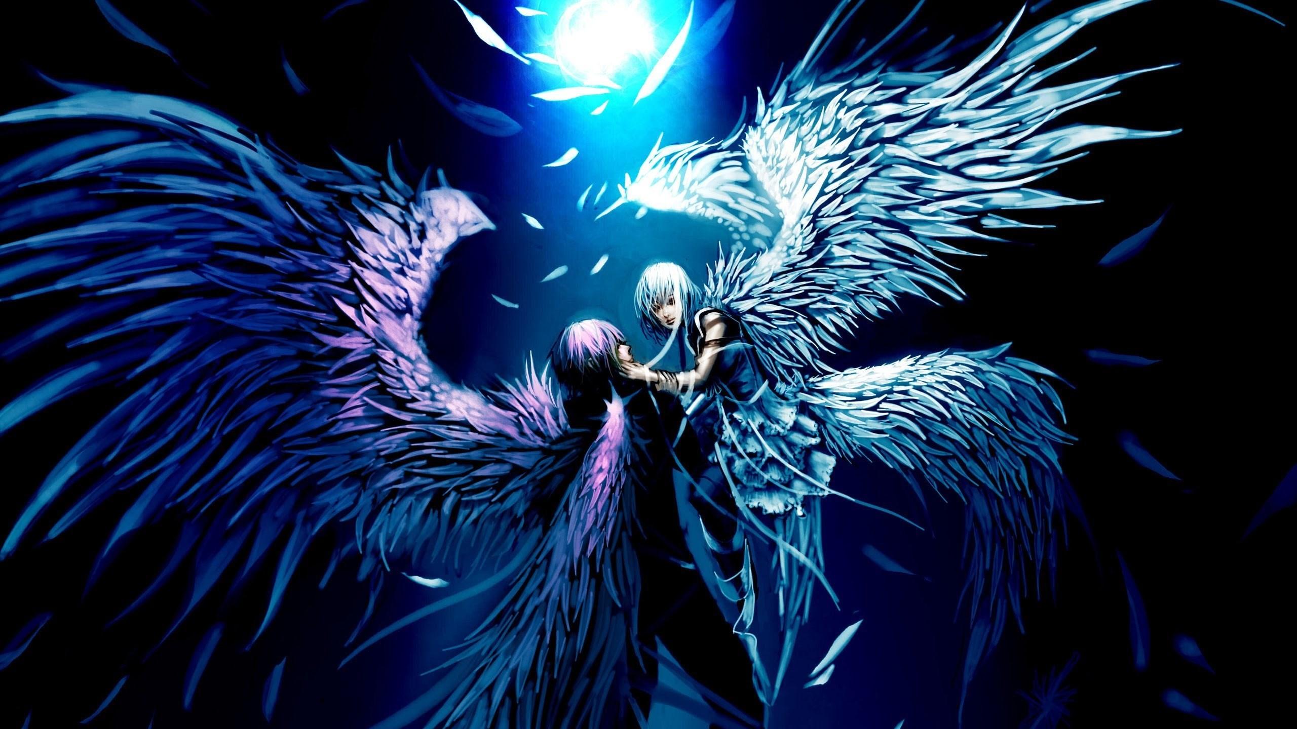 angel anime wallpapers hd