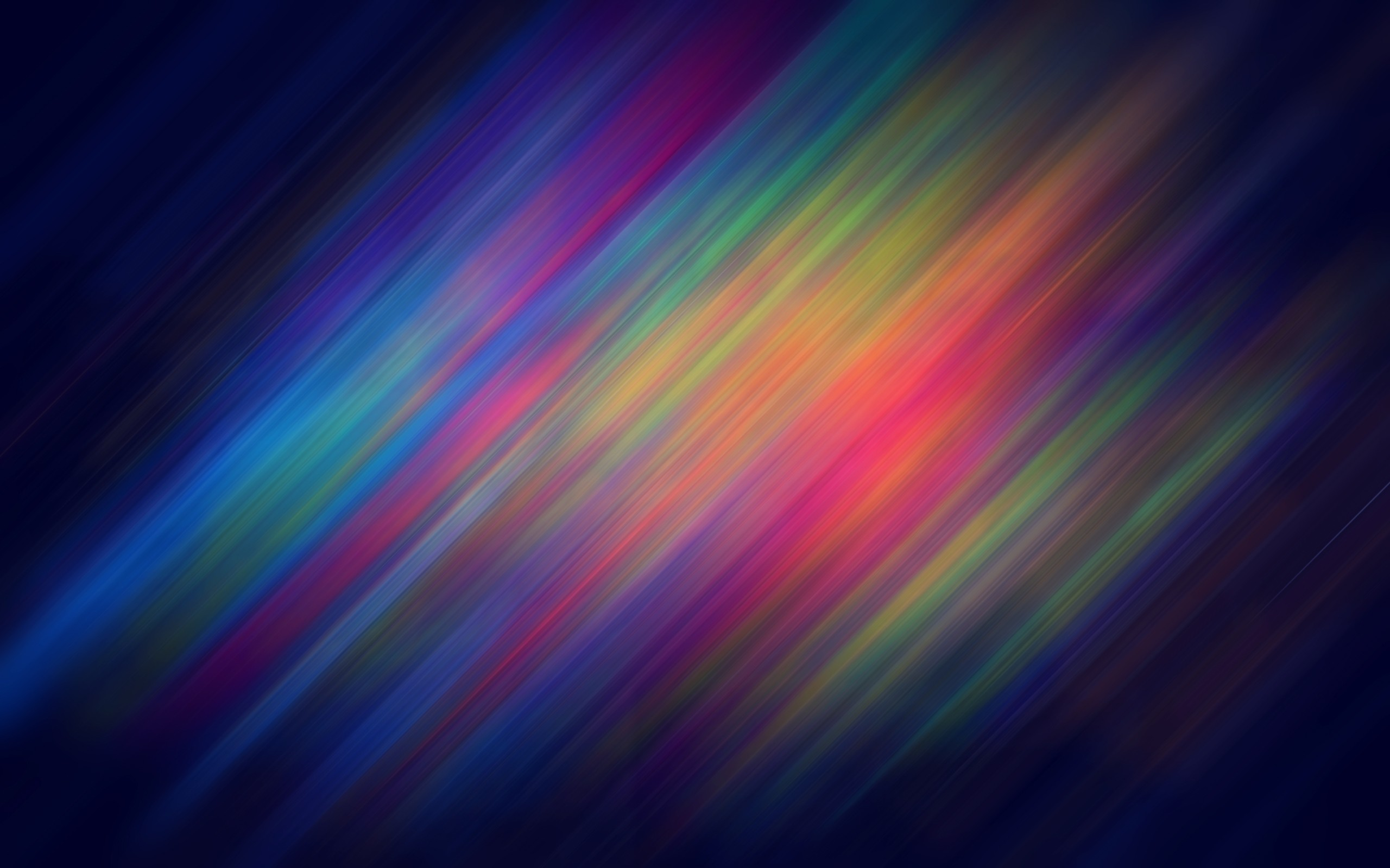 Wallpaper Rainbow, Colorful, Cross, Lines