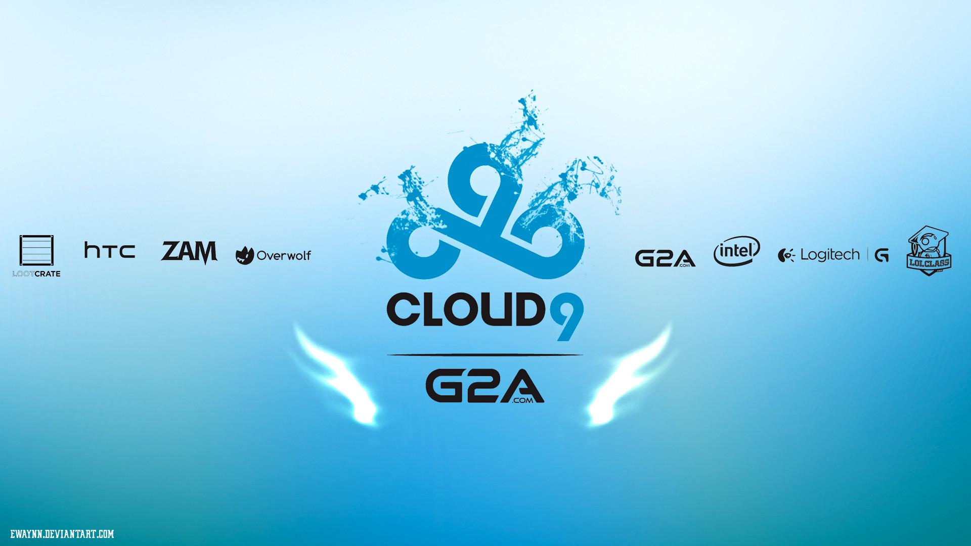 <b>Cloud 9</b> iPhone <b>Wallpaper</