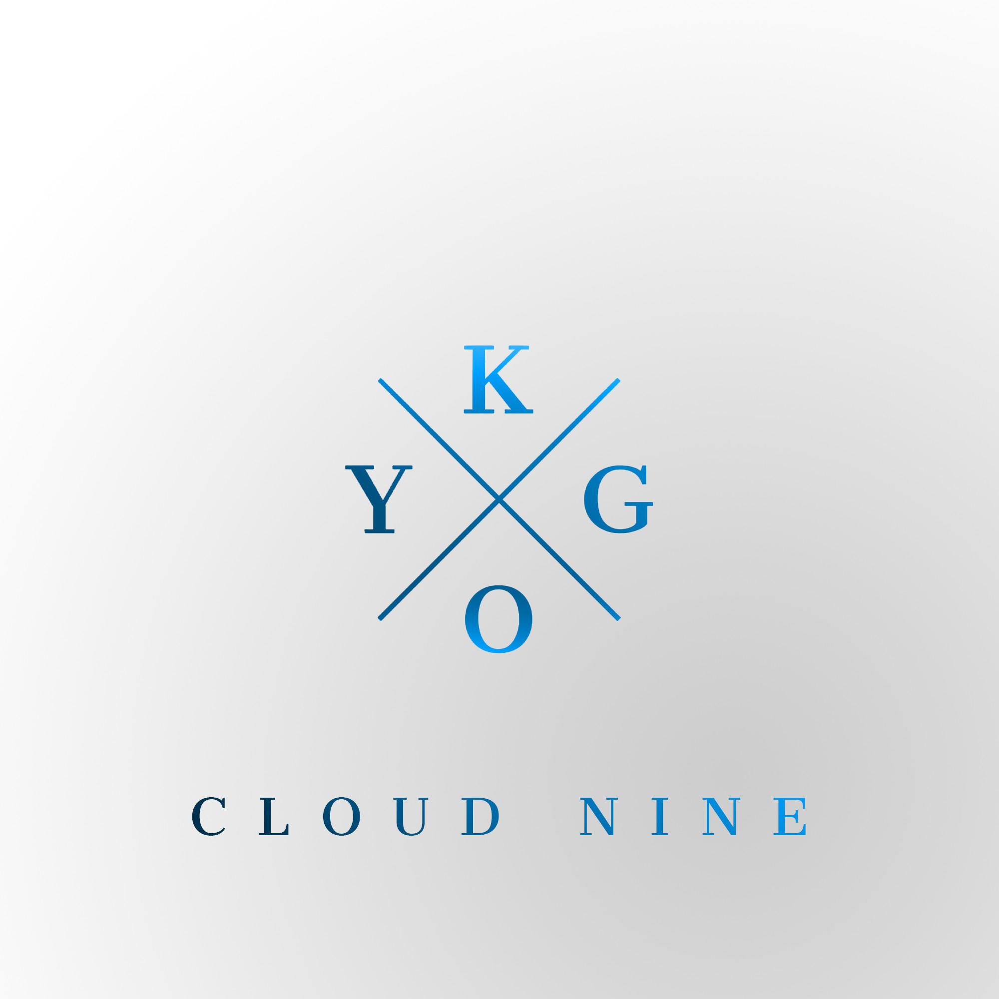 Cloud Nine Alternative Album Art : Kygo