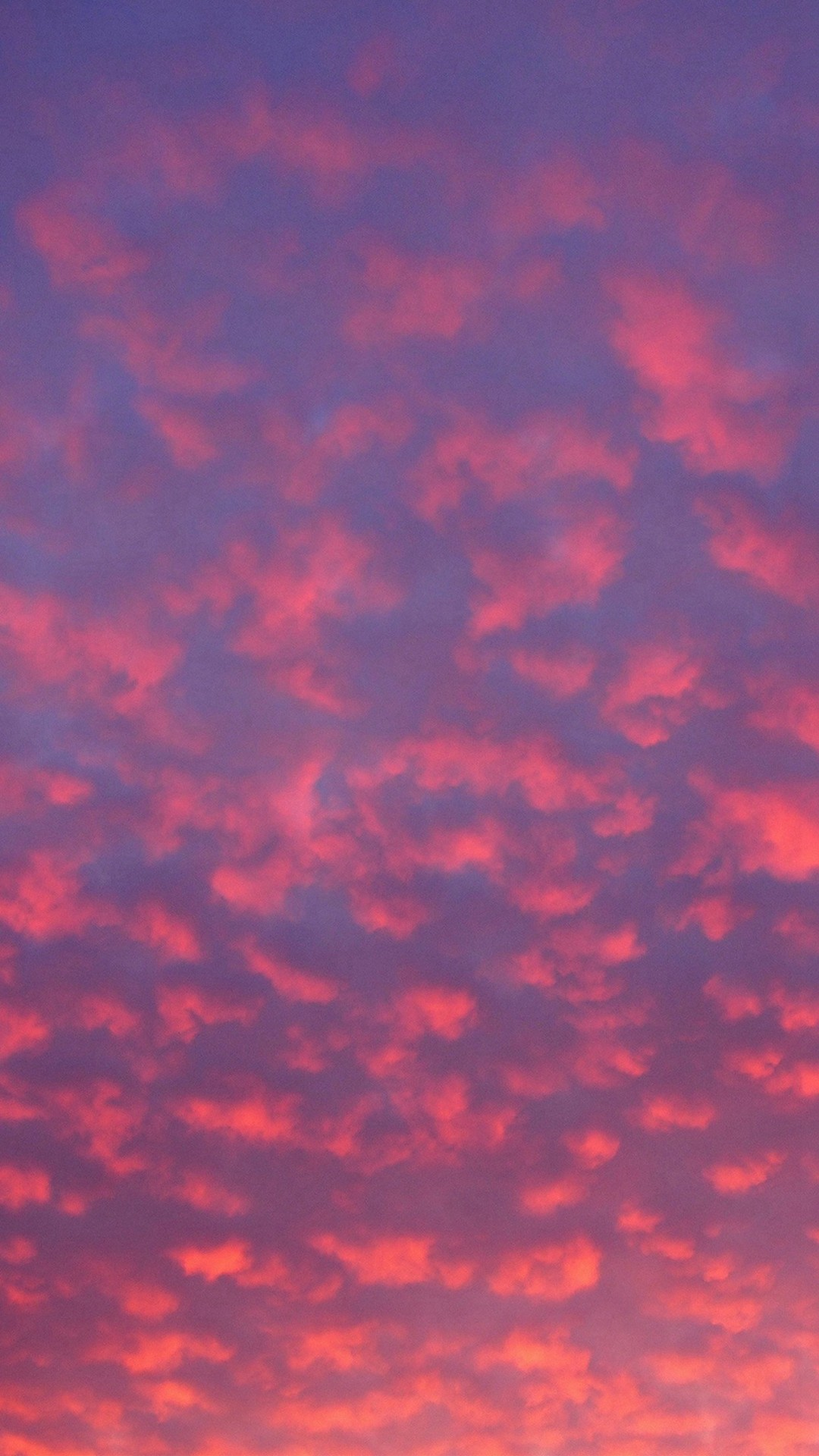 Cloud Sky Sunset Pattern Red #iPhone #7 #wallpaper