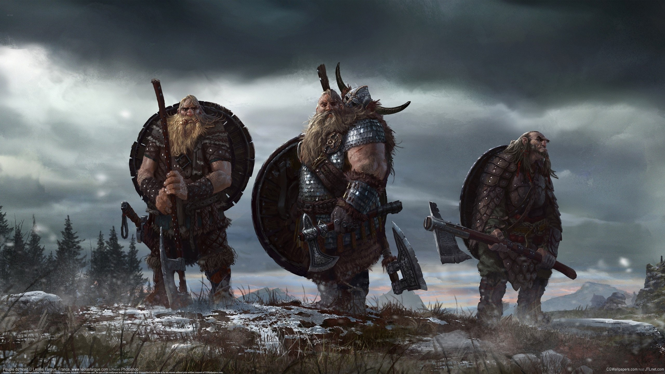 Troika Viking warriors wallpapers and images – wallpapers, pictures .