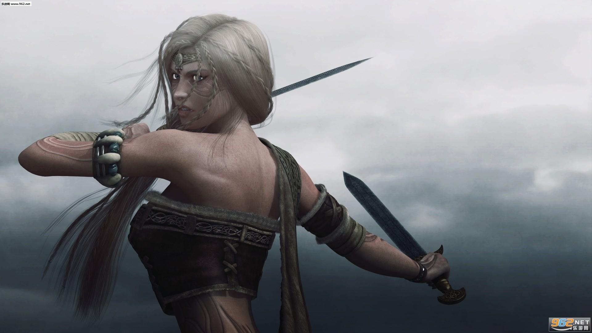 She Warrior Viking