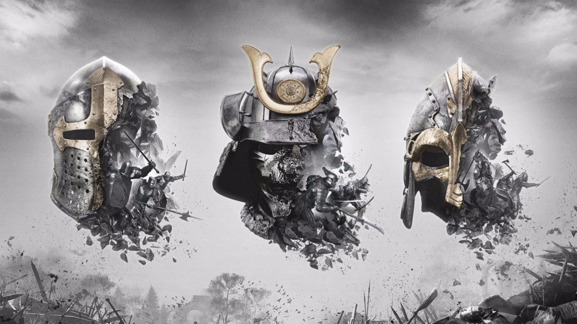 FOR HONOR game video 1fhonor action artwork battle fantasy fighting knight  medieval samurai ubisoft viking warrior wallpaper     1013174    …