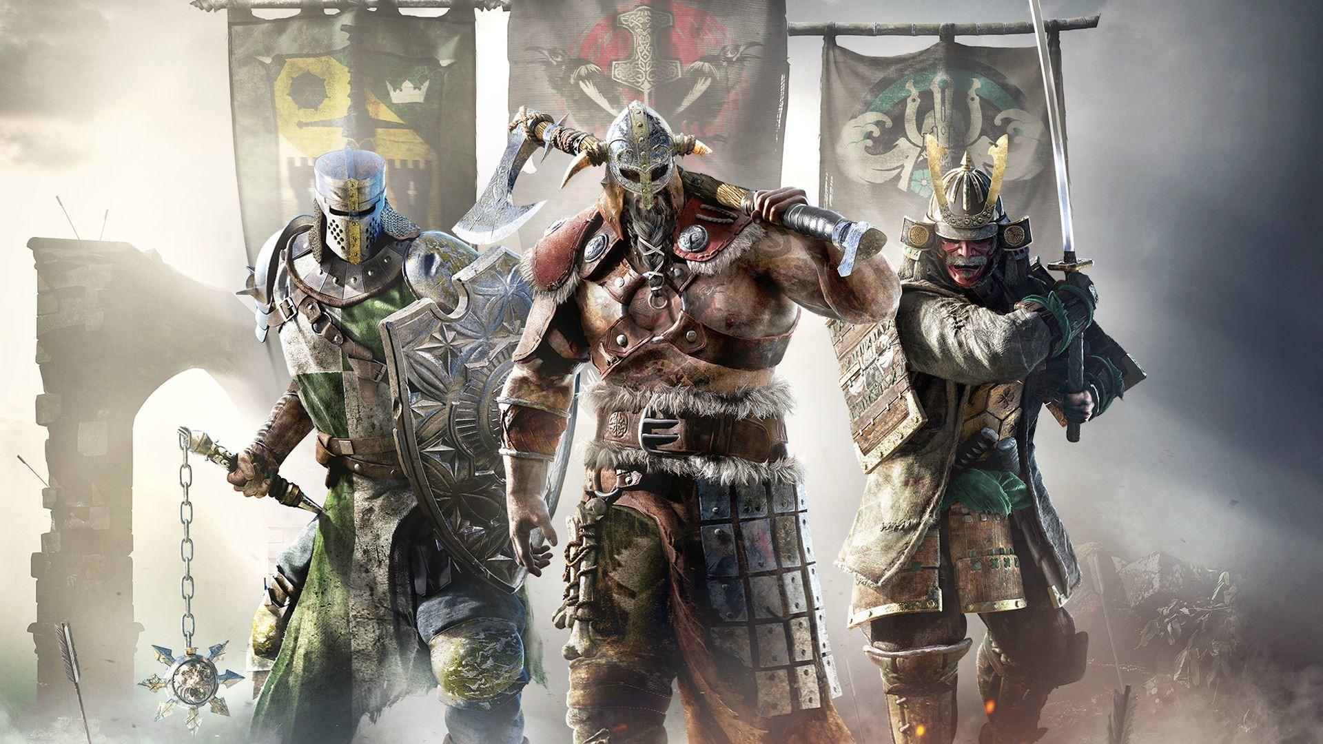 For Honor Trailer The Raider (Viking Gameplay) – Hero Series US