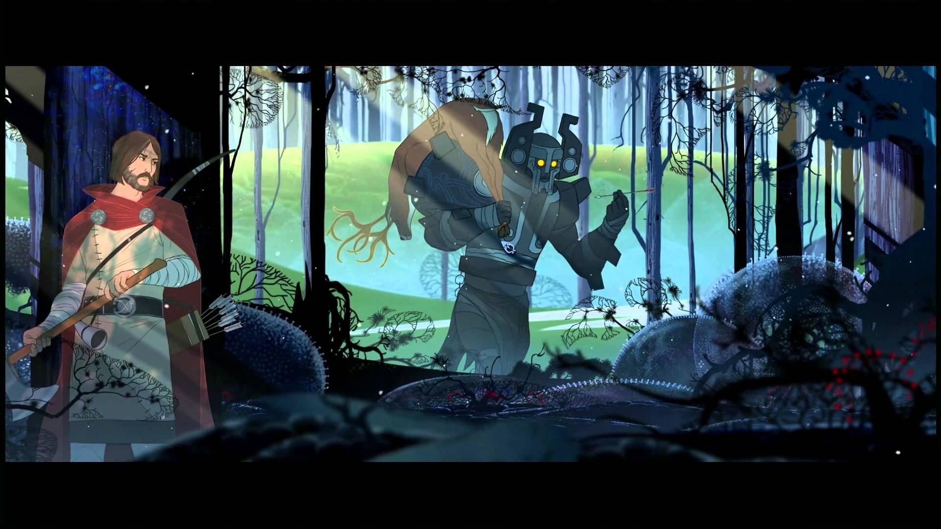 BANNER SAGA adventure fantasy tactical rpg viking fighting strategy 1bsaga warrior  wallpaper     635949   WallpaperUP