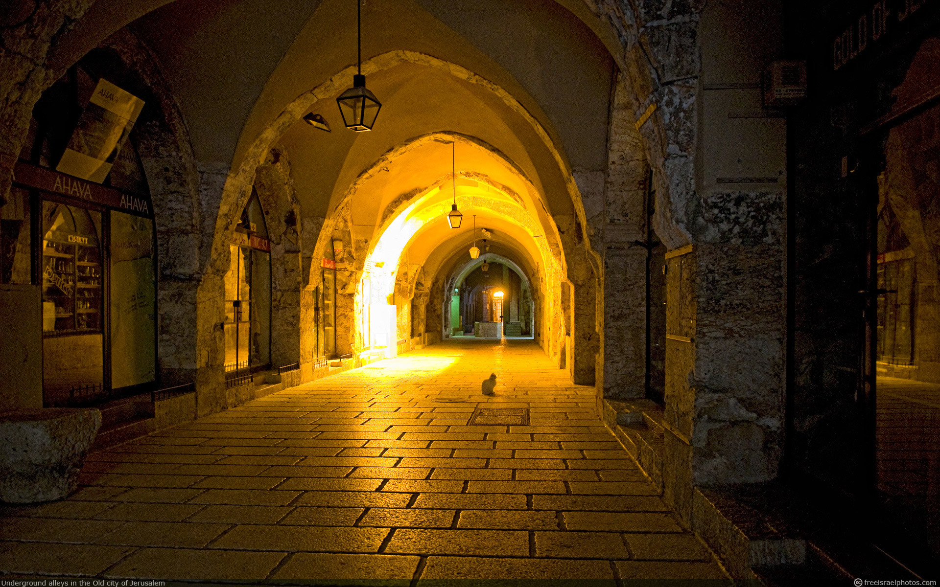 Jerusalems Jewish Quarter The Jewish Quarter