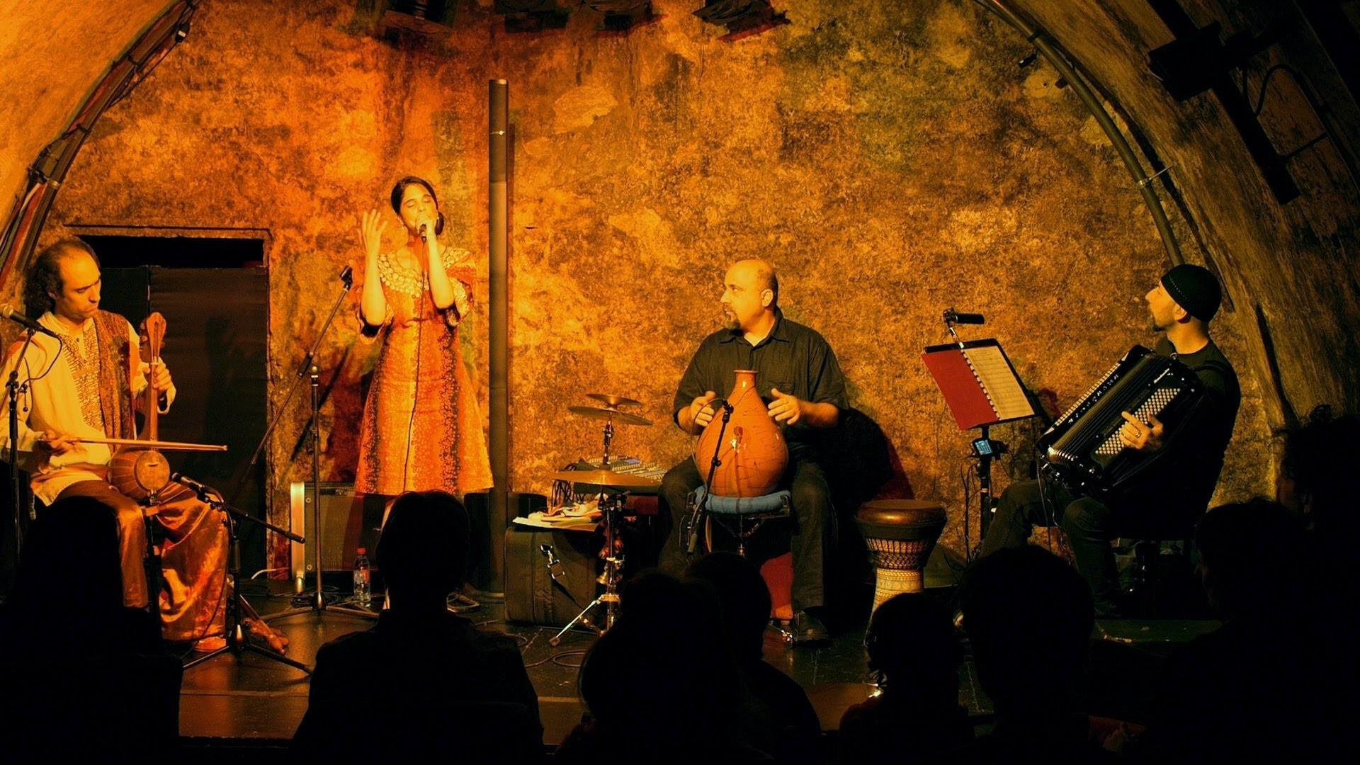 Jewish Sepahrdi songs – La Serena & Dos amantes   Kedem Ensemble