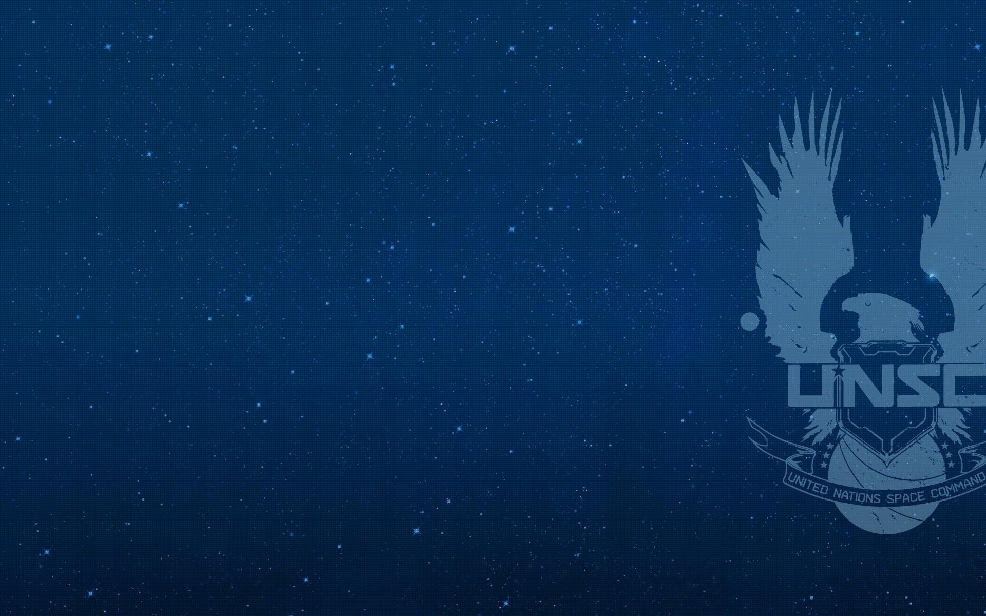 Halo 4 Unsc Logo 844244 …