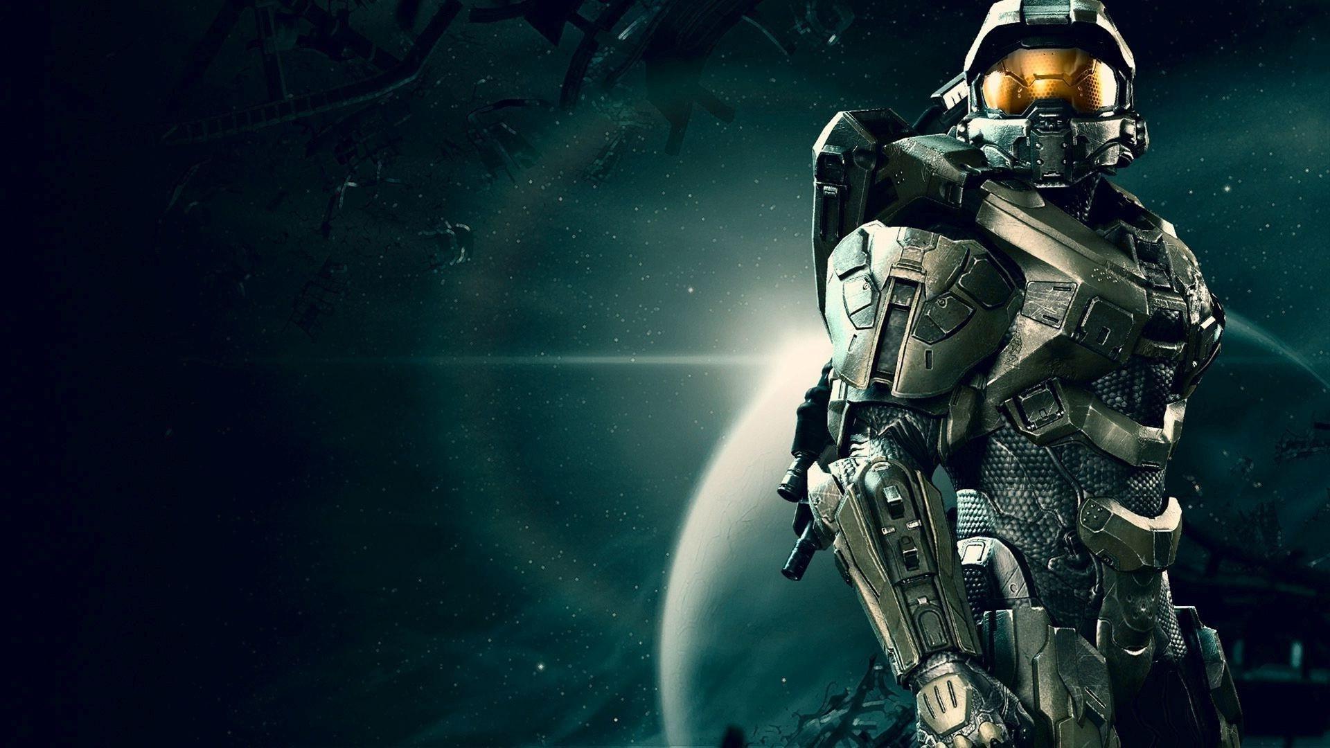 video Games, Halo, Halo 4, Master Chief, UNSC Infinity, 343 Industries,  Spartans, Xbox One Wallpapers HD / Desktop and Mobile Backgrounds