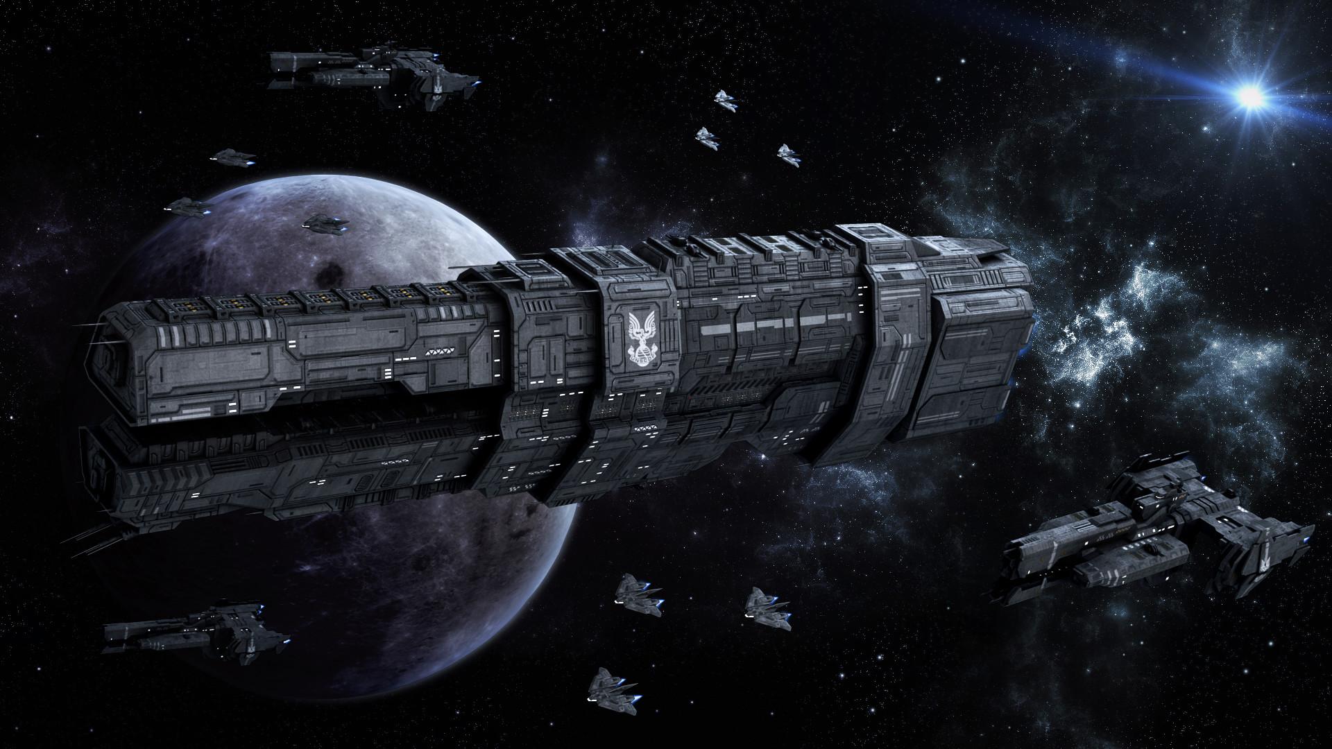 Video Game – Sins of a Solar Empire: Rebellion Spaceship Space Wallpaper