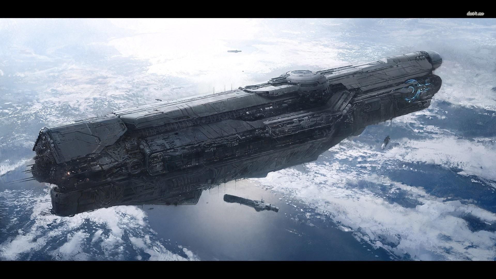 UNSC Infinity – Halo 4