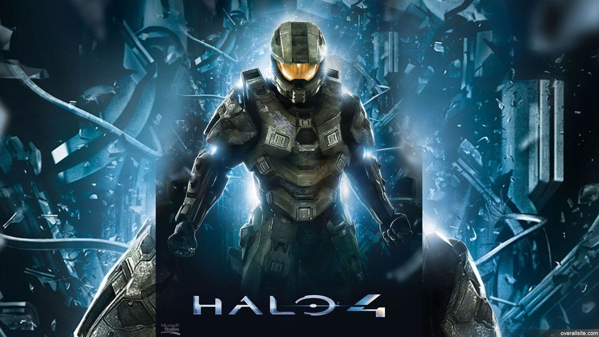 Wallpapers For > Halo 4 Unsc Wallpaper Hd
