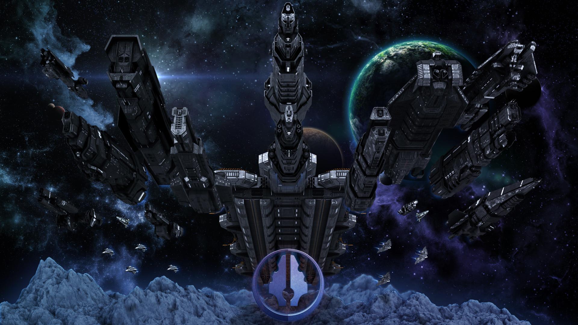 UNSC Fleet Complete by Annihilater102 UNSC Fleet Complete by Annihilater102