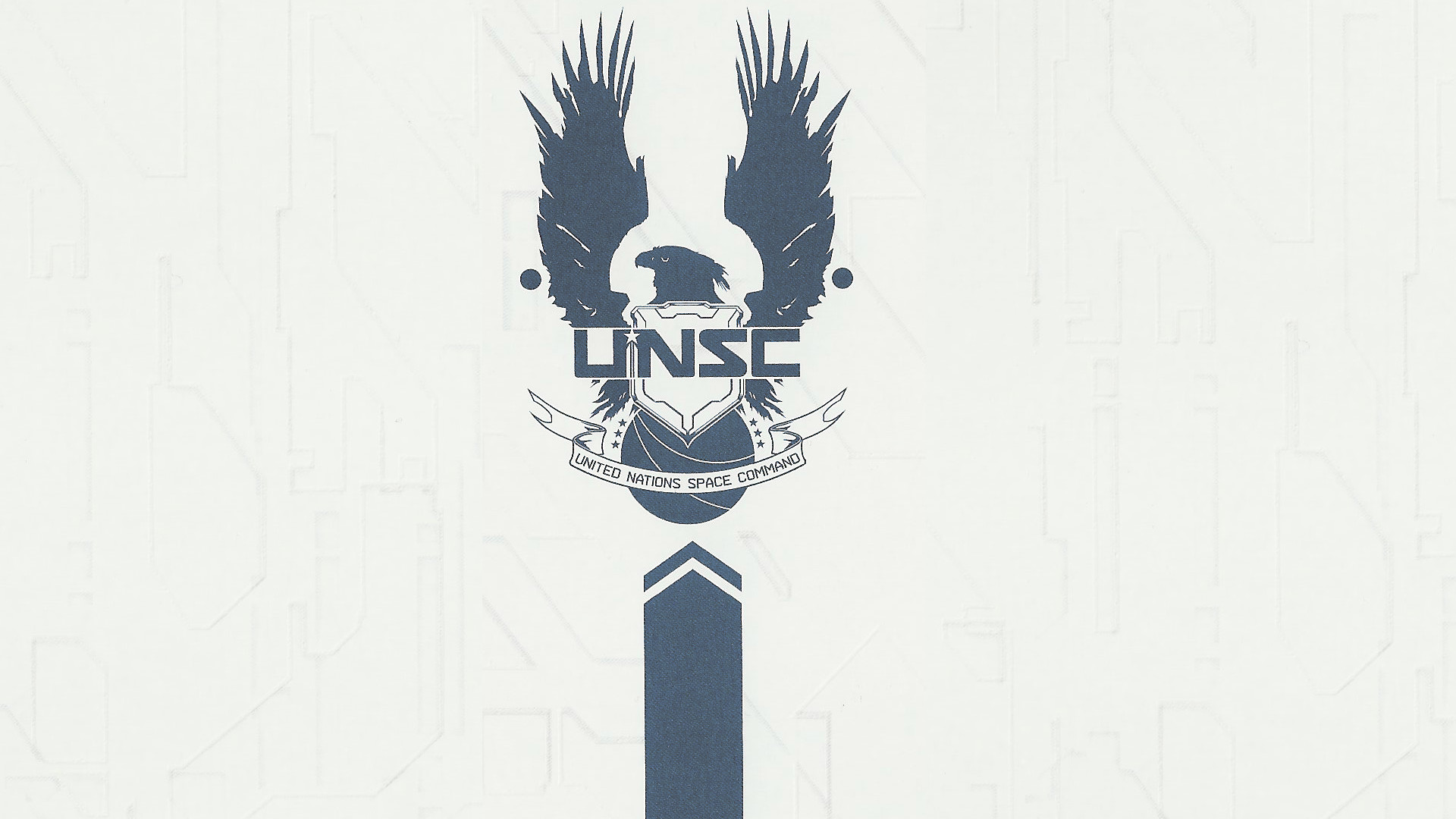 UNSC Background from Halo4 Limited Edition Case …