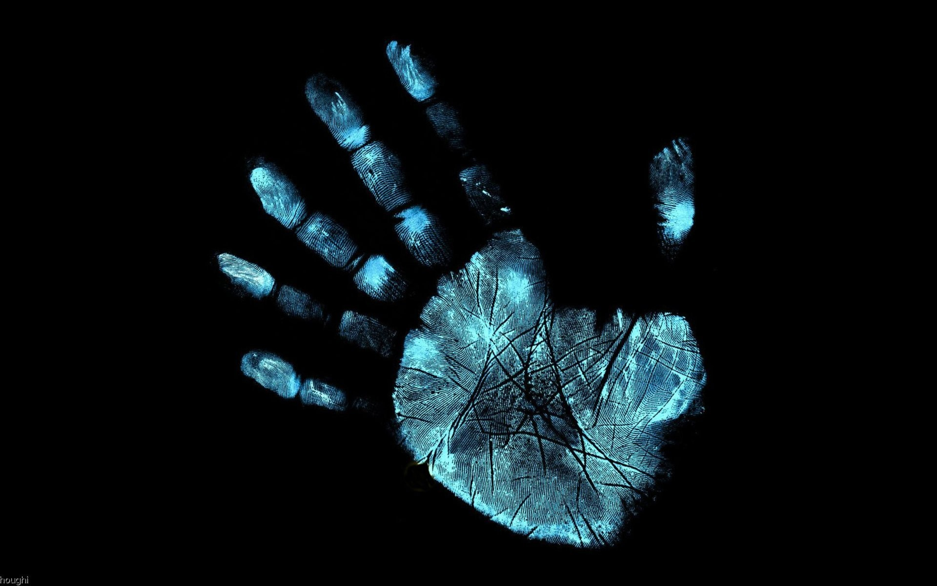 … fringe glyphs fingerprint hand hd wallpaper …