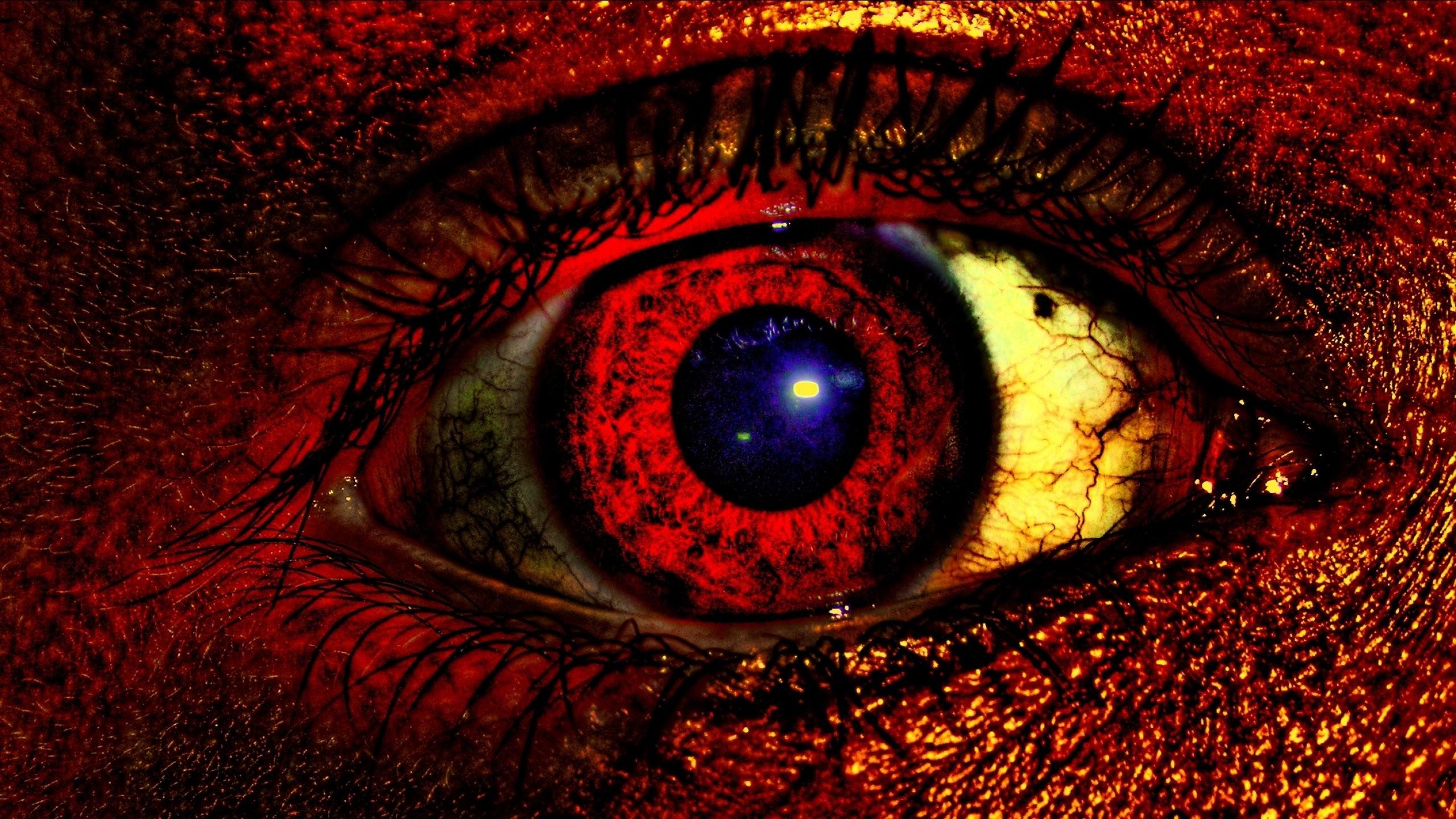 … dark evil occult satanic satan demon eye eyes wallpaper at dark; 3d  satan hd …