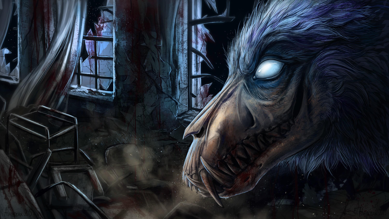 HD Wallpaper   Background ID:733558. Dark Monster