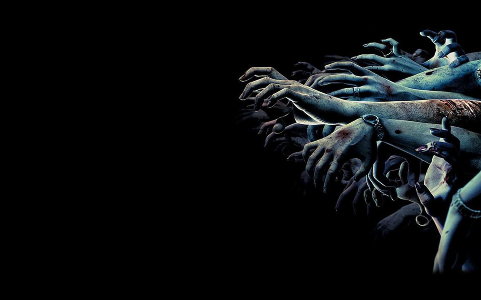 HD Wallpaper   Background ID:54846. Dark Zombie