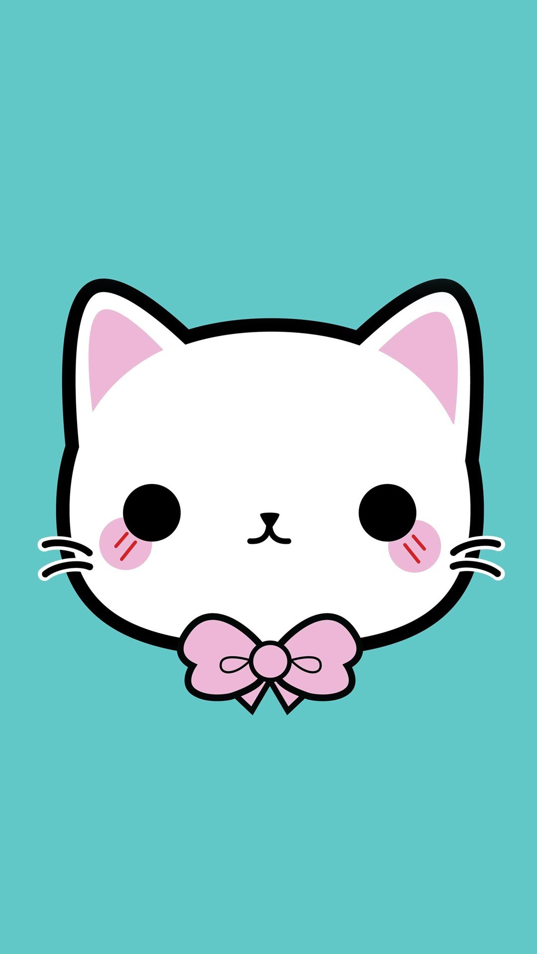Bow Kitty and like OMG! get some yourself some pawtastic adorable cat  apparel!