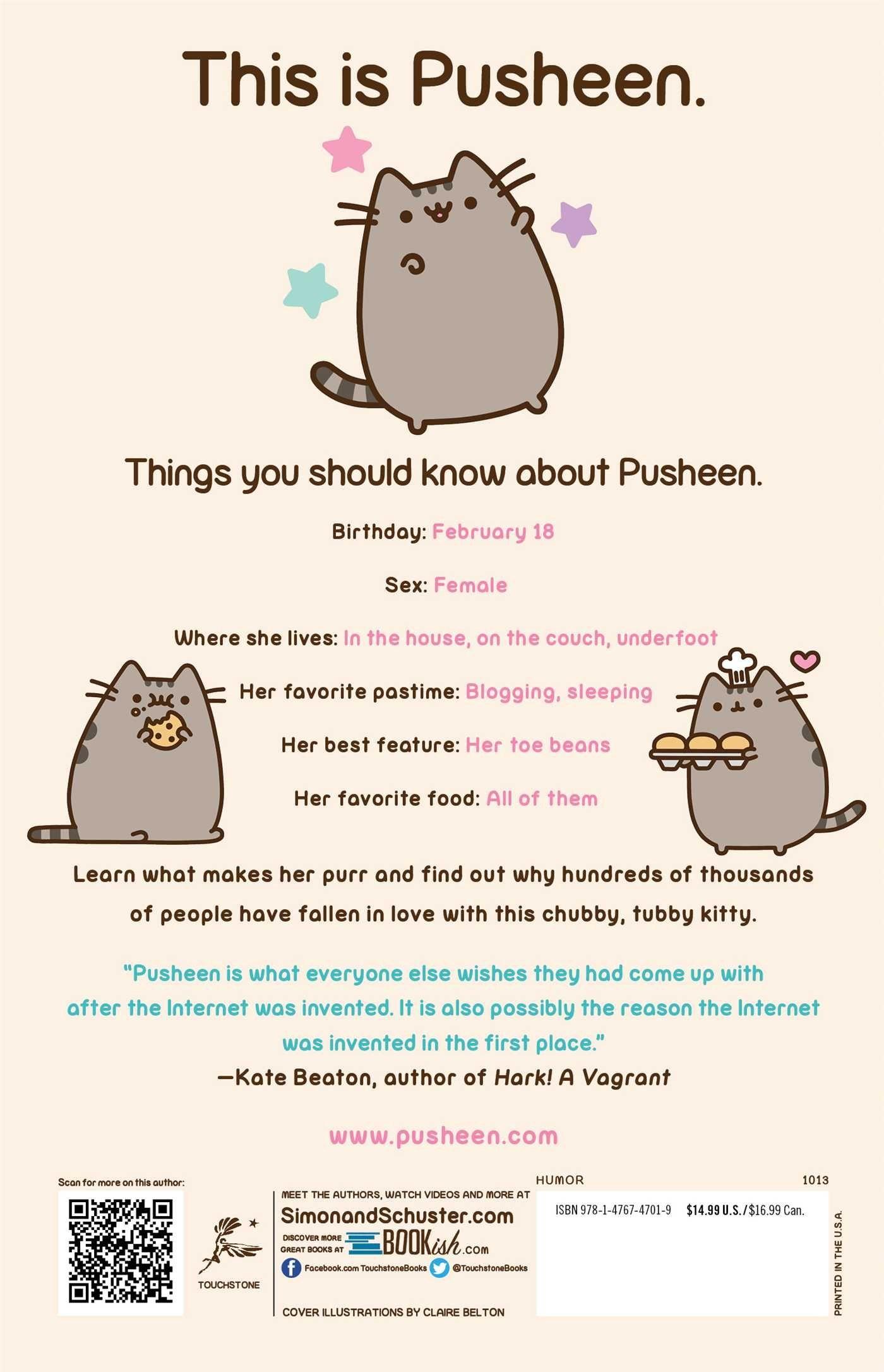 I Am Pusheen the Cat: Amazon.co.uk: Claire Belton: 8601404318603: Books