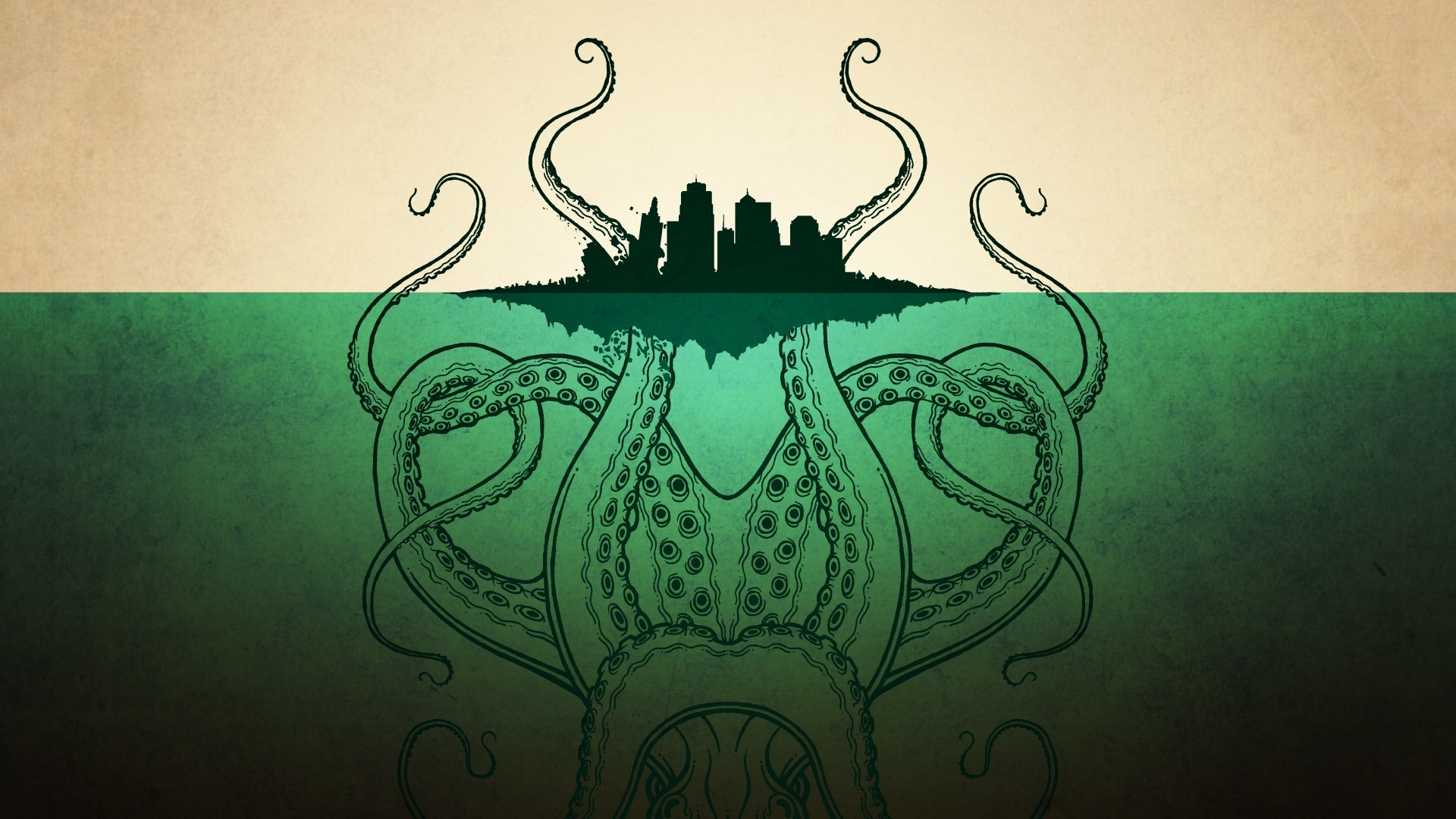 Octopus-HD-Wallpaper-| Download Free Desktop Wallpaper .