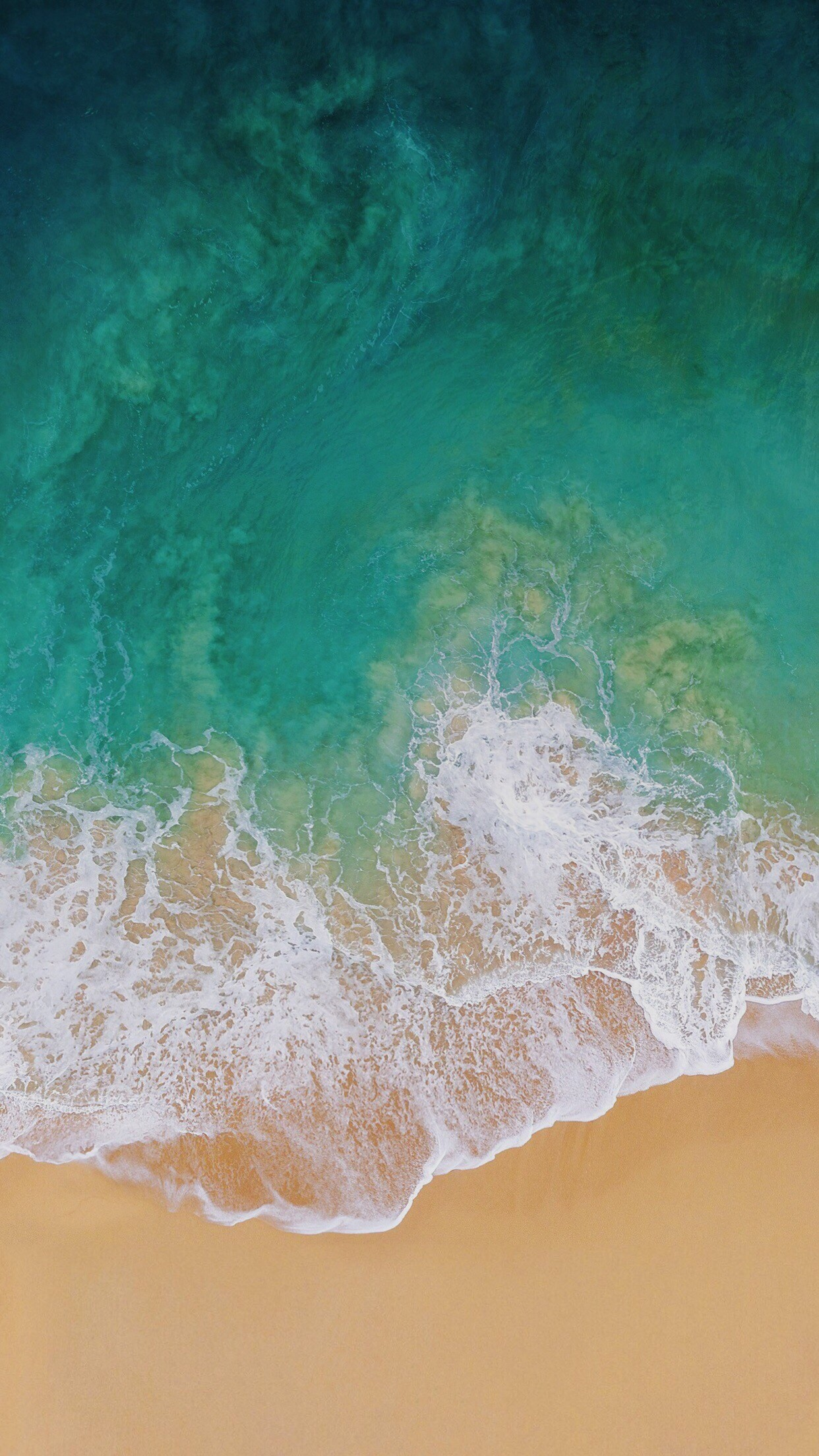 iOS 11 New Wallpaper for iPhone and iPad!