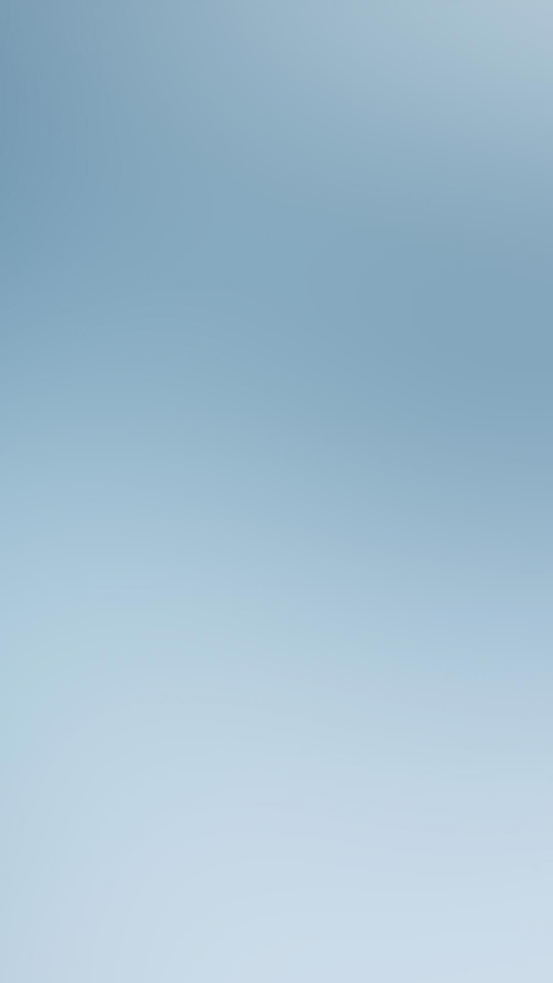foggy sky blue gradation blur