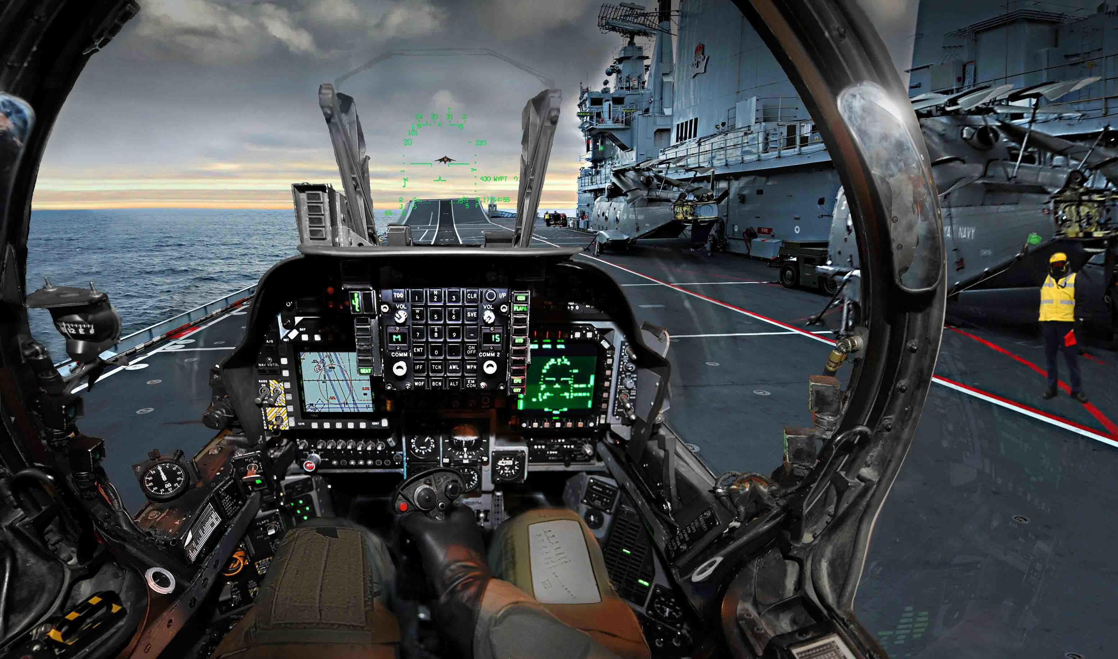 Fighter Aircraft Cockpit hd pic Fighter Aircraft Cockpit Hd wallpaper .