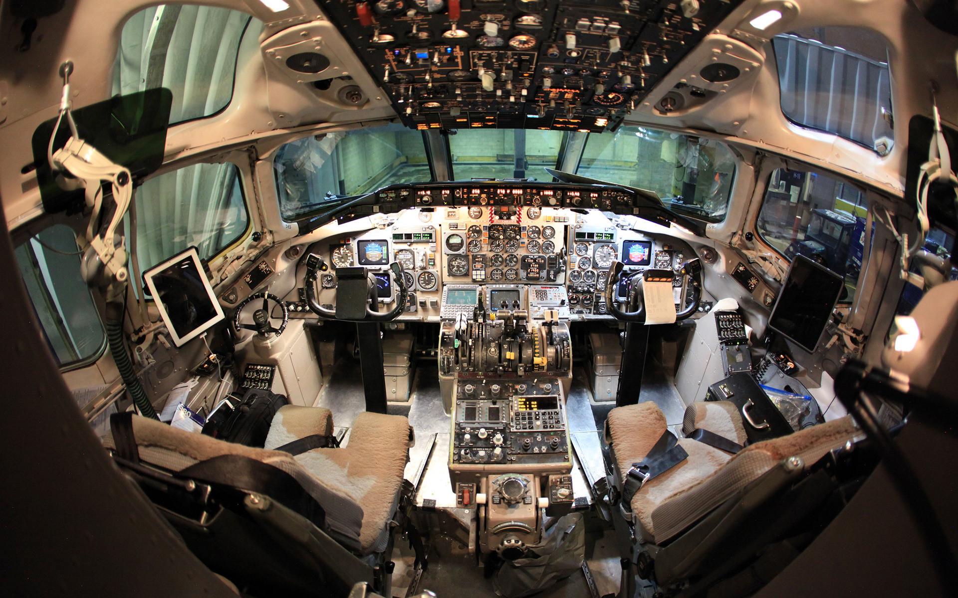 … Cockpit