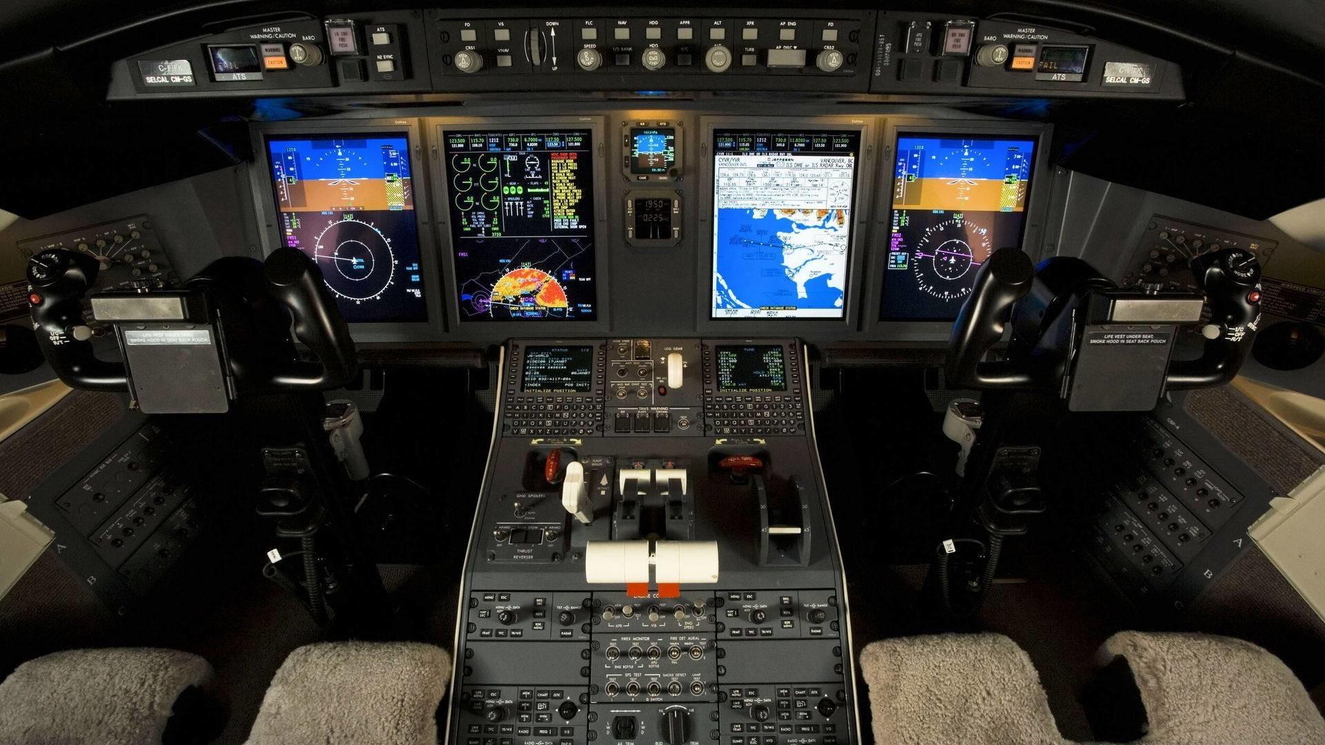 Battlefield Cockpit x battlefield